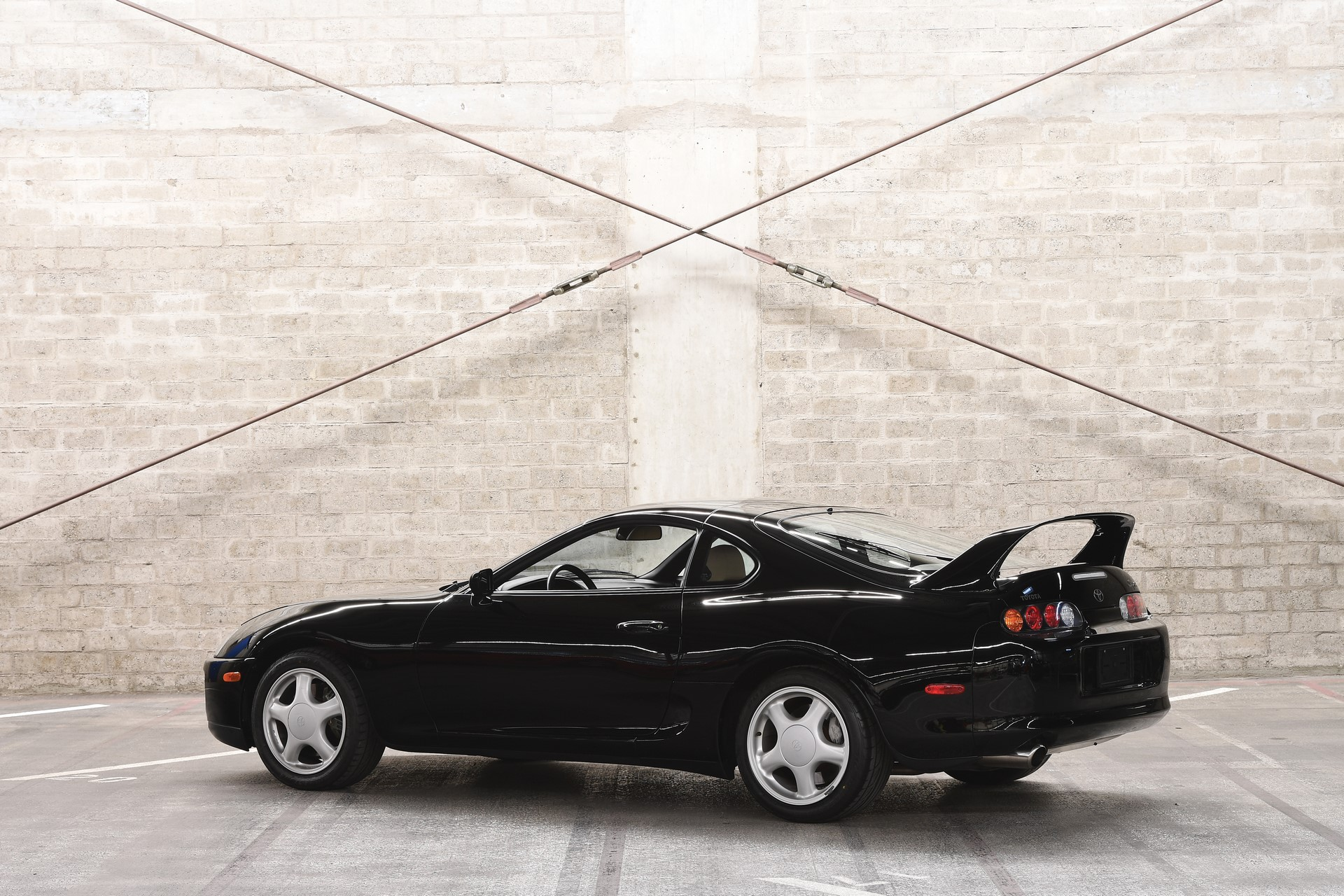 Toyota Supra Twin Turbo Targa 1994 sold (2)