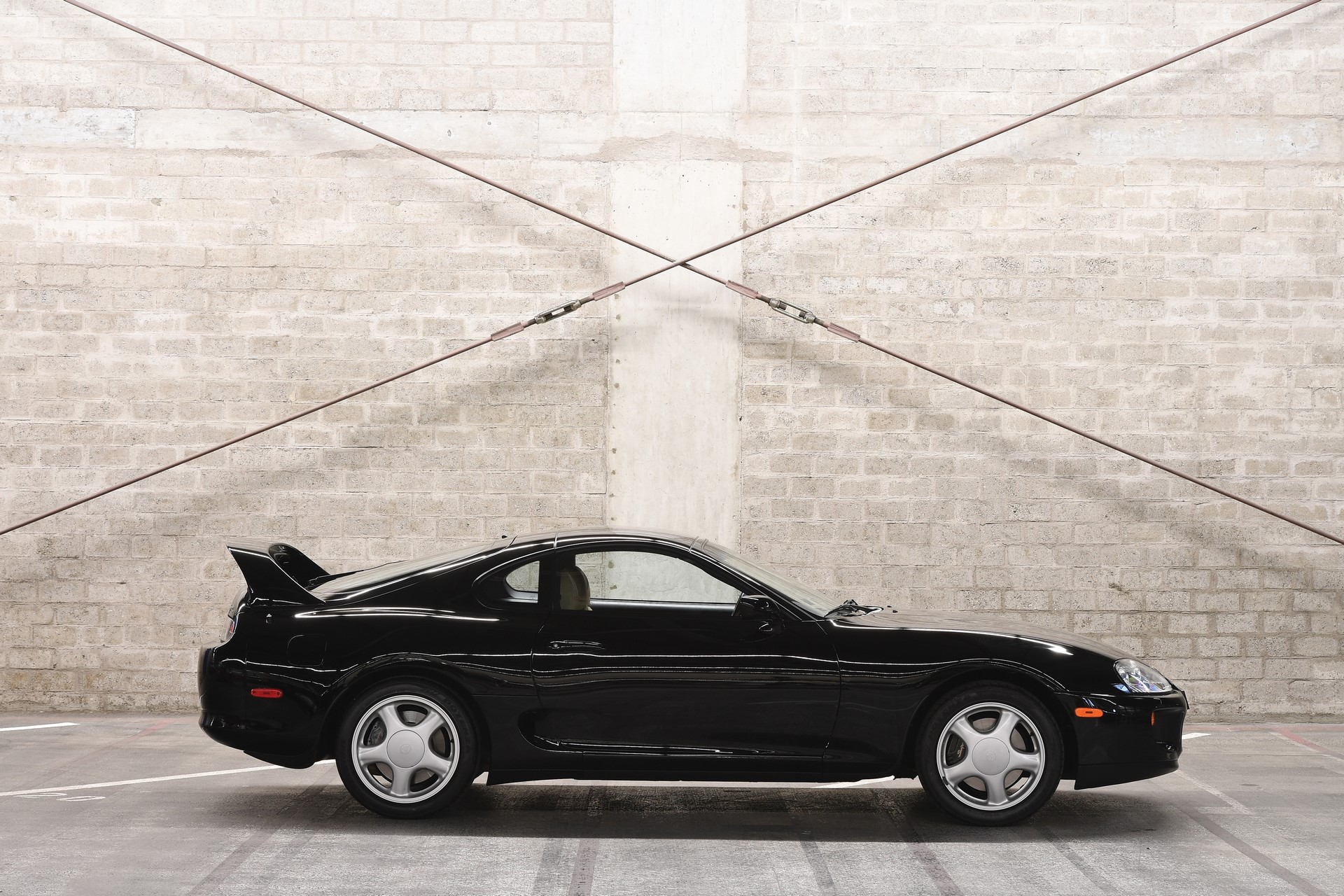 Toyota Supra Twin Turbo Targa 1994 sold (5)