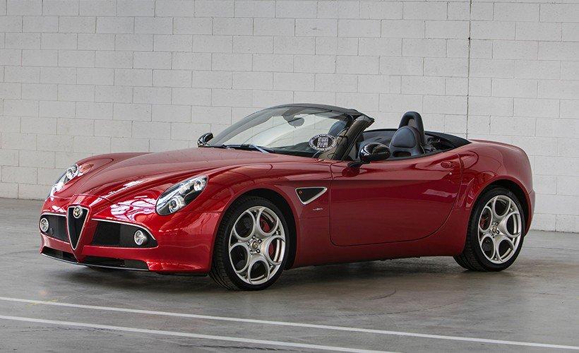 Two-Alfa-Romeo-8C-for-sale-1