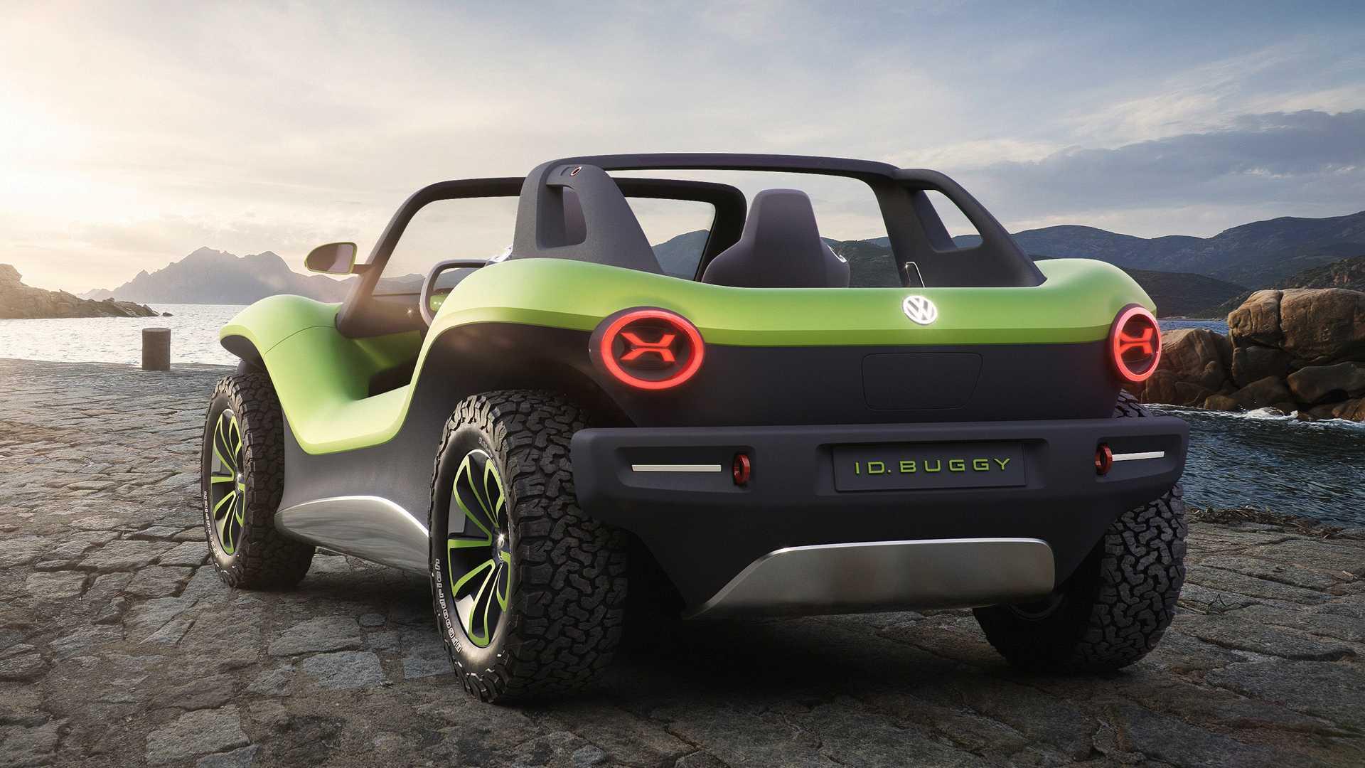 Volkswagen I.D. Buggy concept (1)