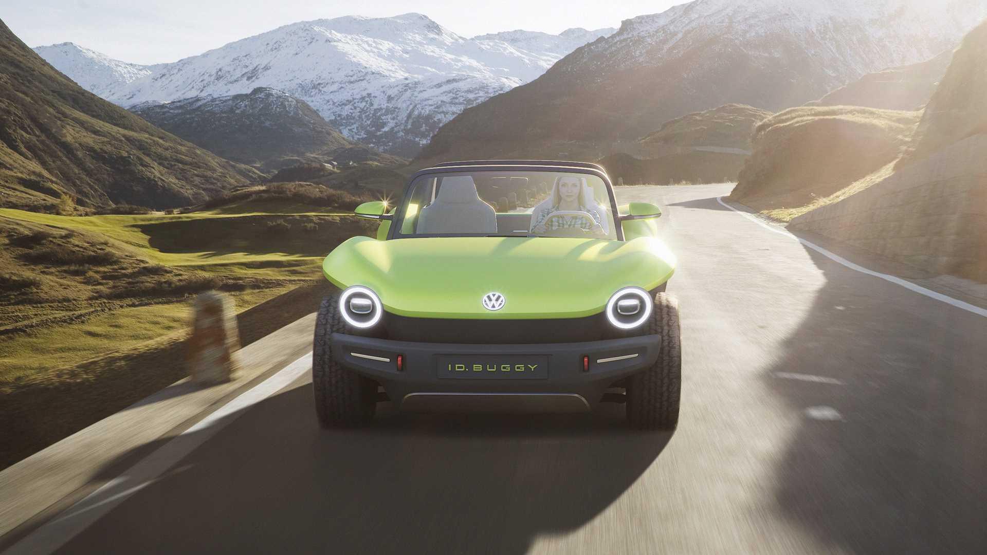 Volkswagen I.D. Buggy concept (2)