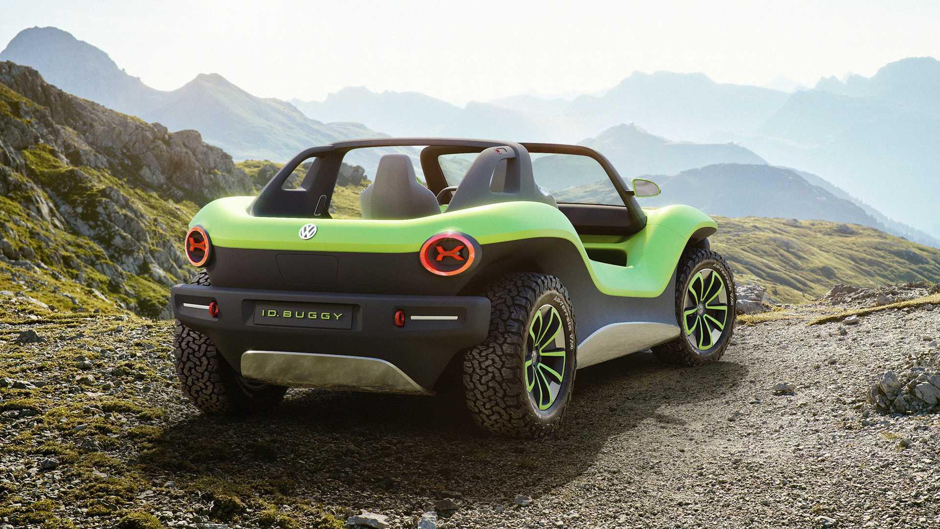 Volkswagen I.D. Buggy concept (3)