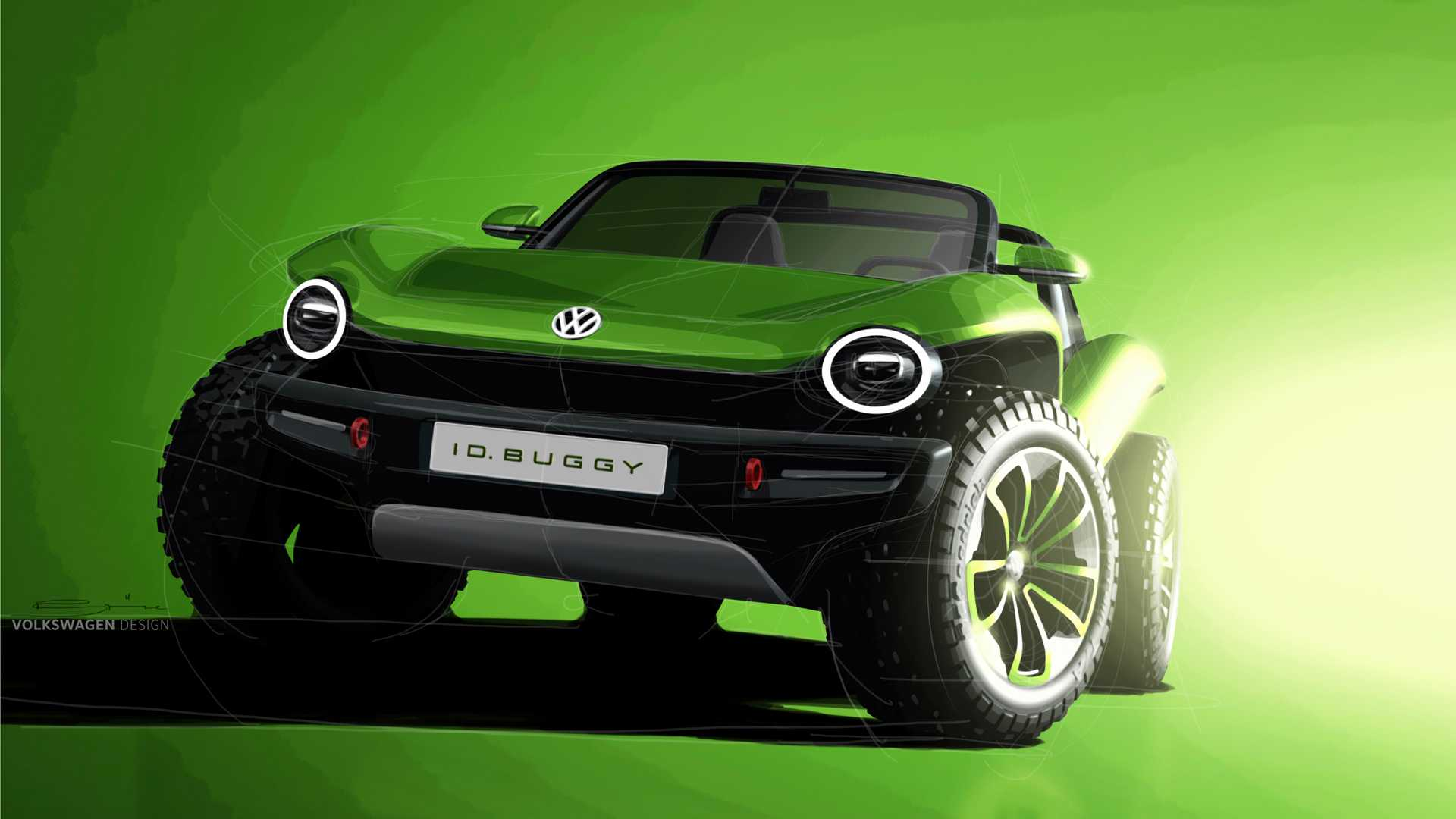 Volkswagen I.D. Buggy concept (5)
