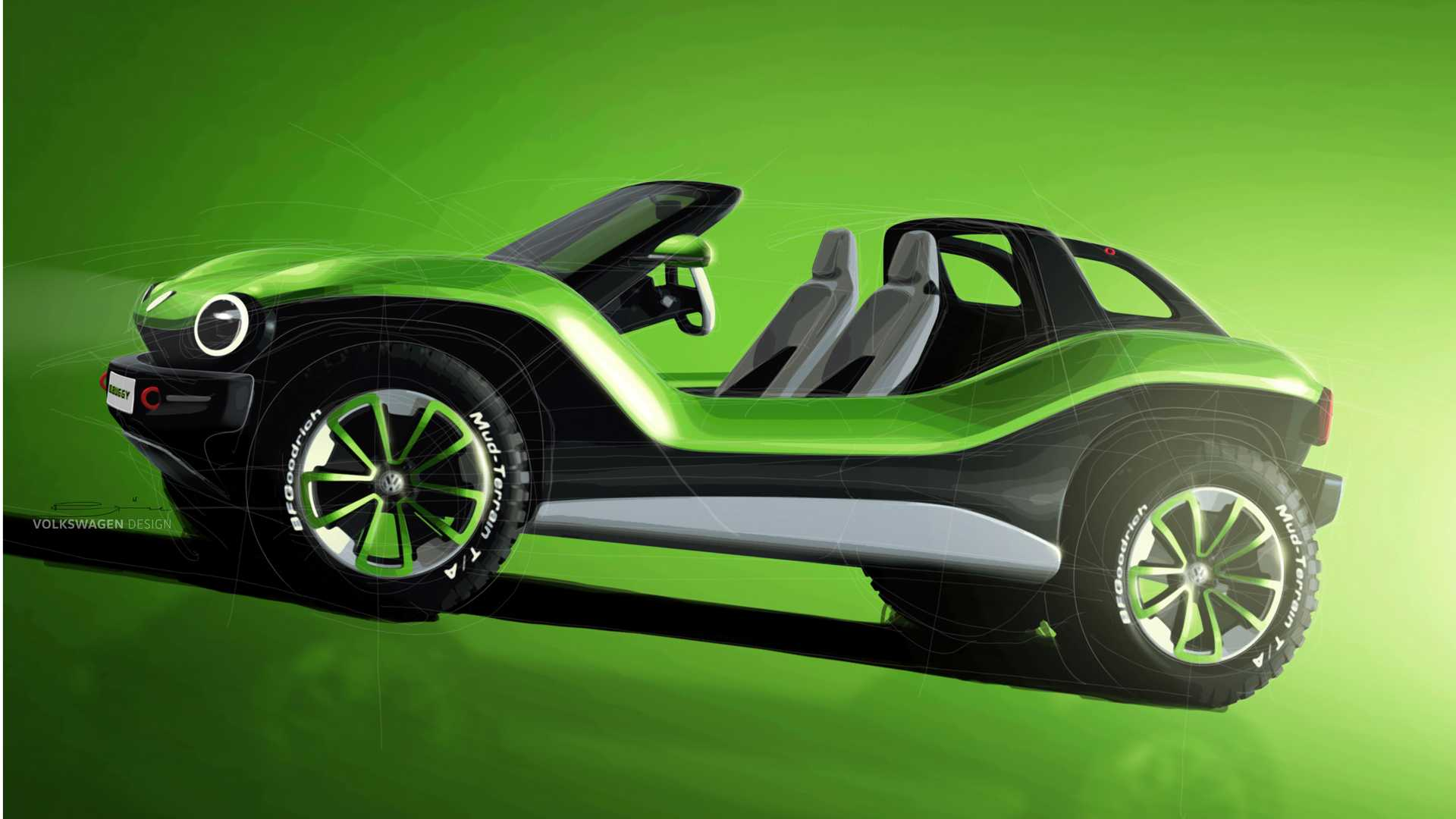 Volkswagen I.D. Buggy concept (6)