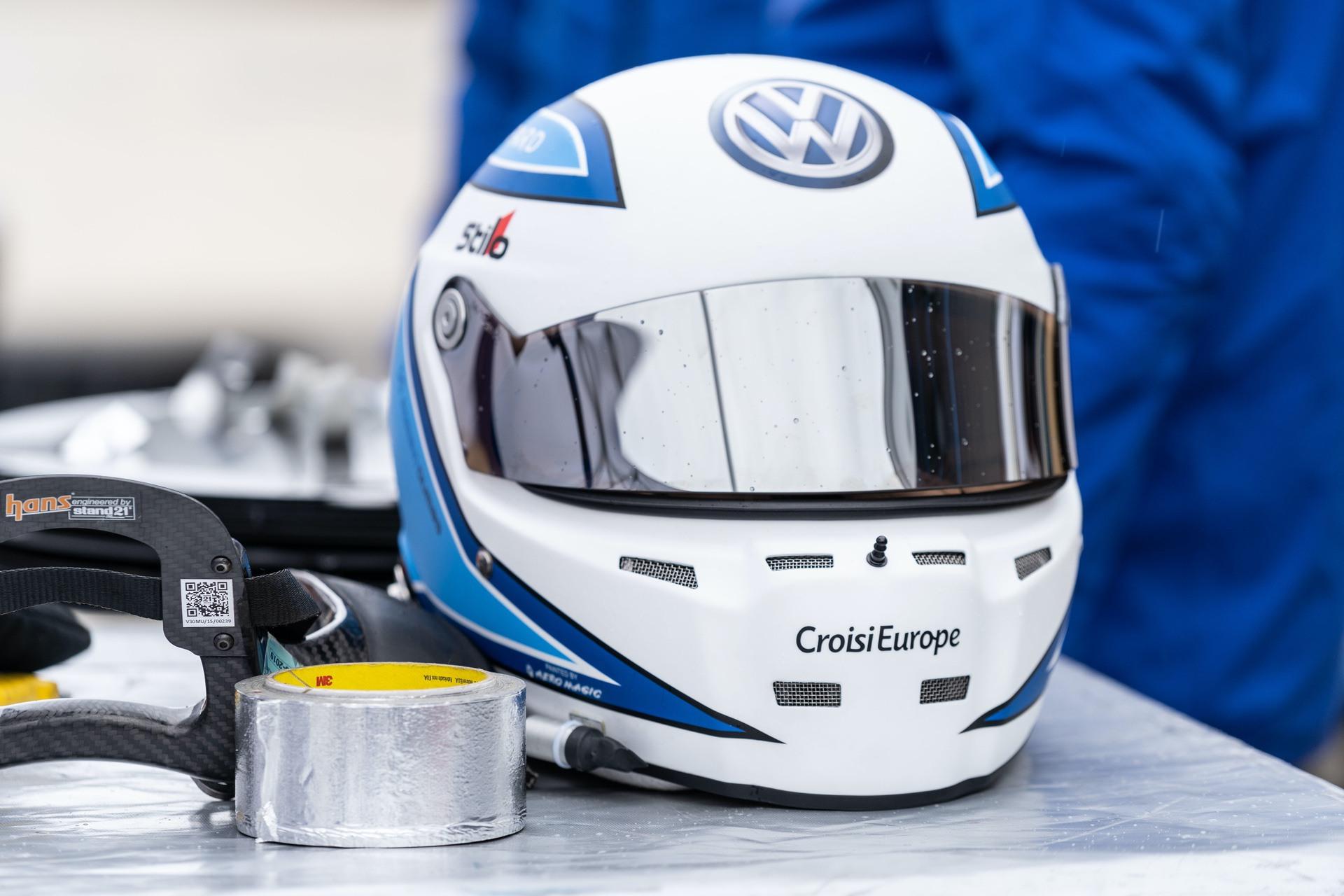 ID. R Test Drive Nürburgring