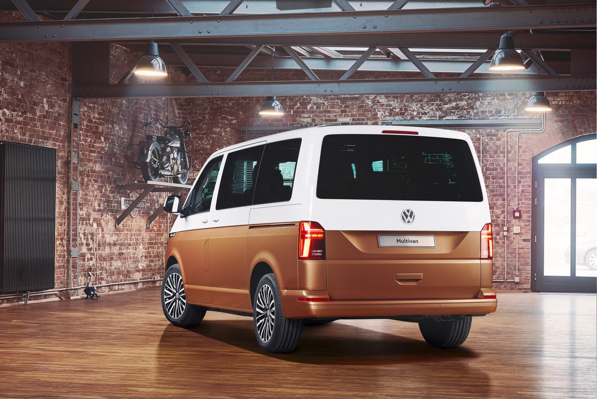 Volkswagen Multivan 6.1 2019 (2)