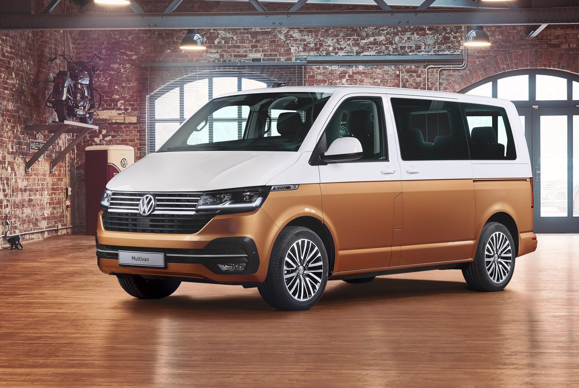 Volkswagen Multivan 6.1 2019 (3)