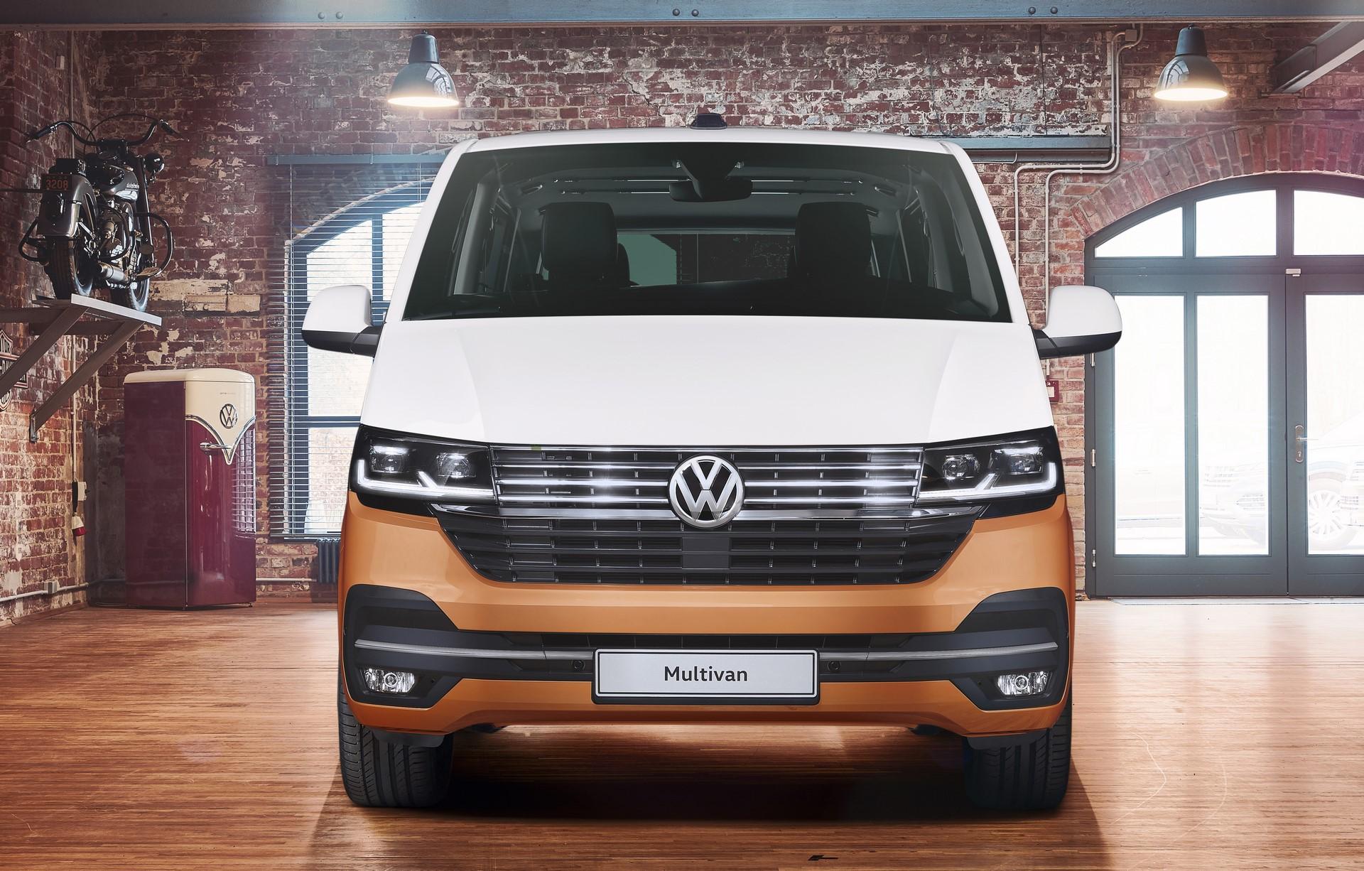 Volkswagen Multivan 6.1 2019 (4)