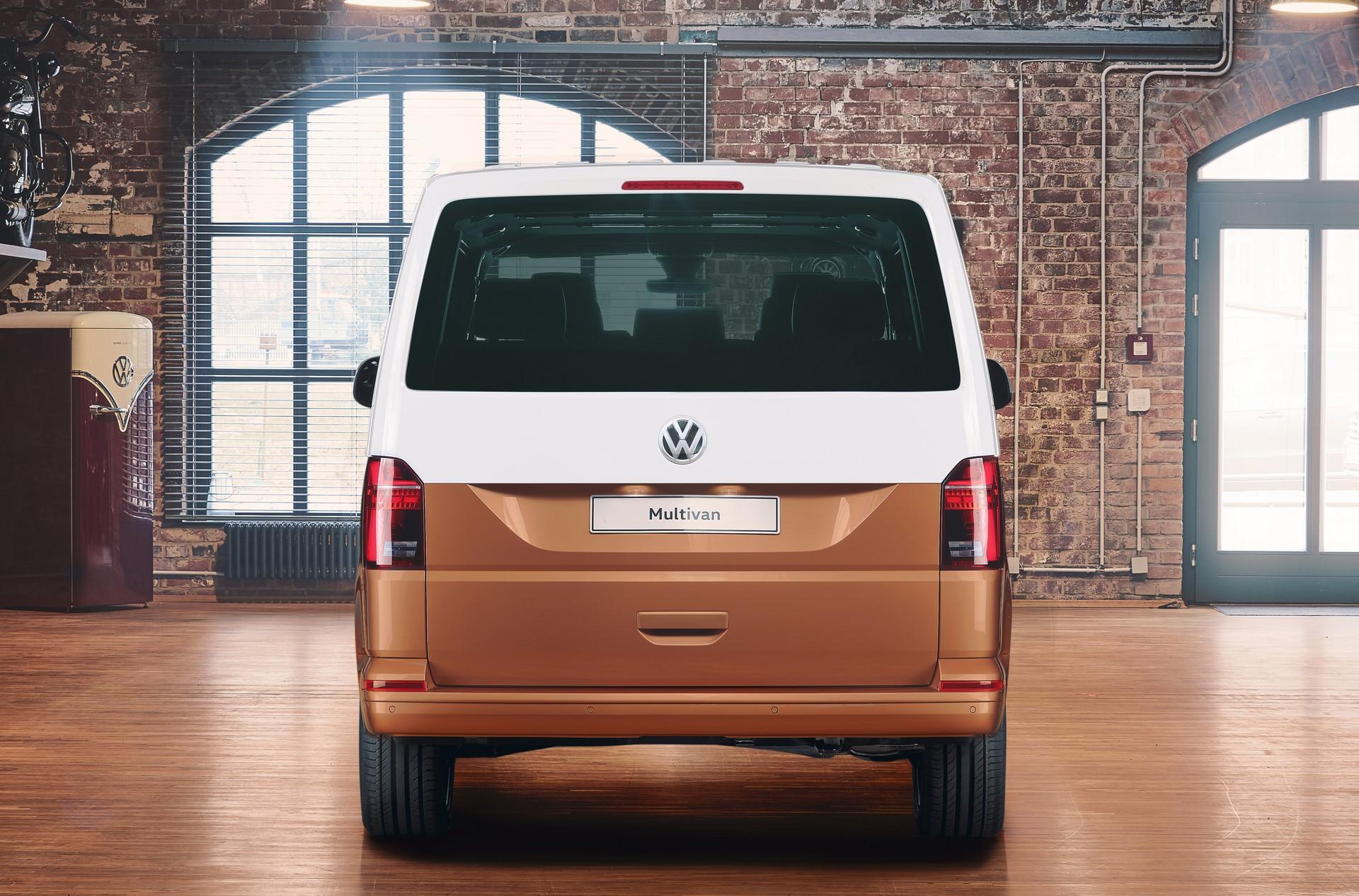 Volkswagen Multivan 6.1 2019 (5)