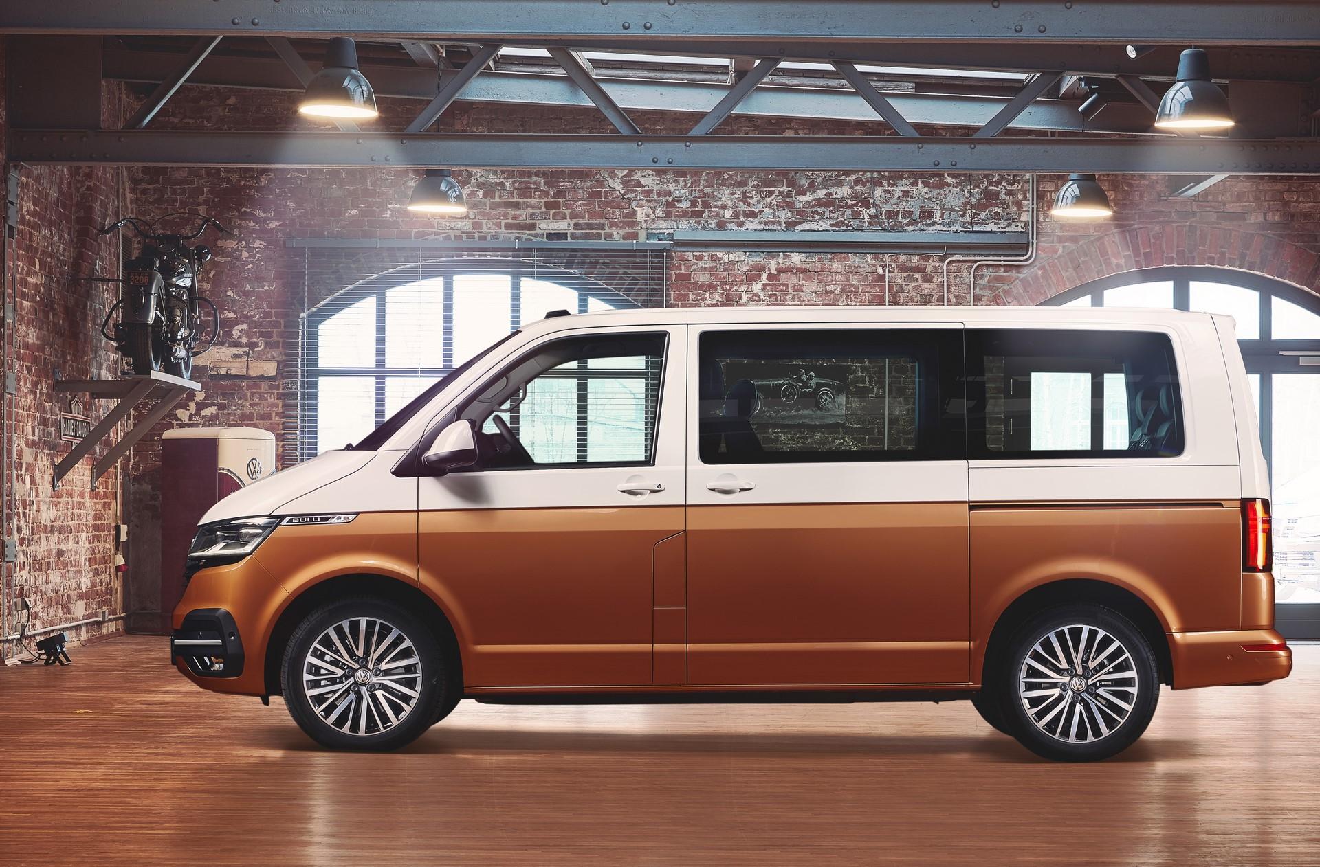 Volkswagen Multivan 6.1 2019 (7)