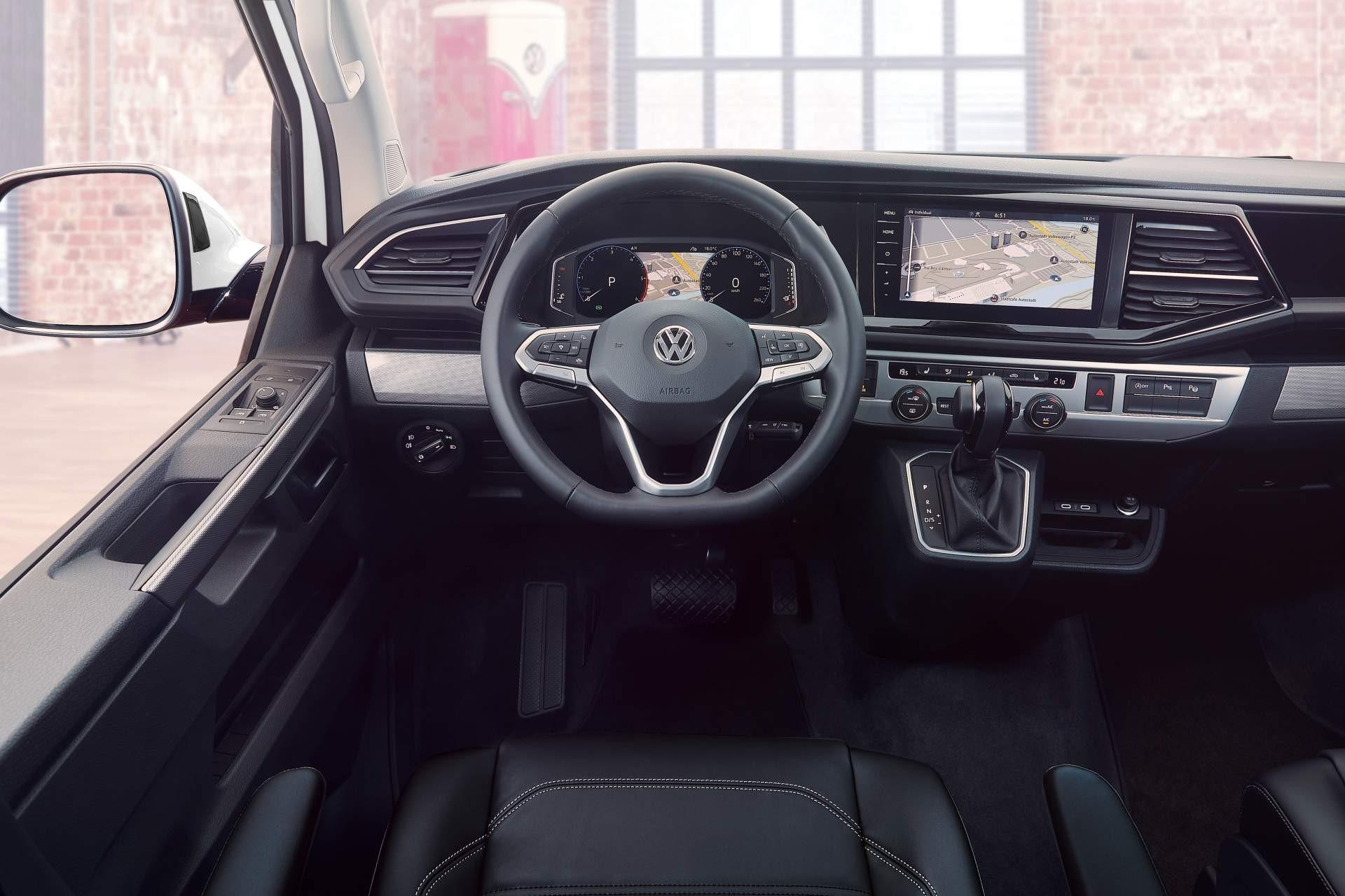 Volkswagen Multivan 6.1 2019 (8)