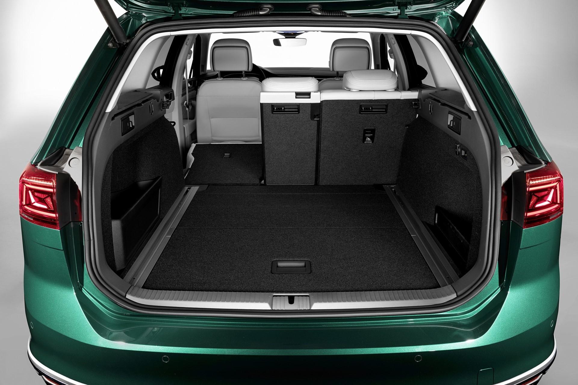 The new Volkswagen Passat Alltrack