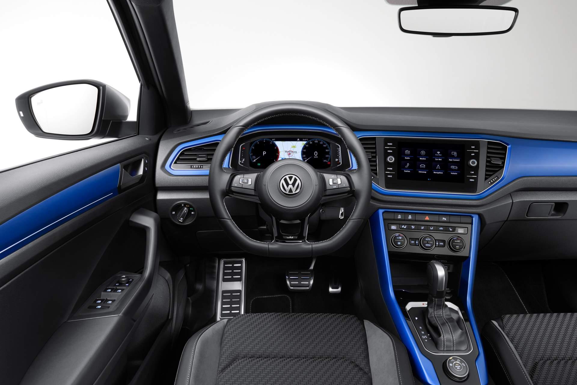Volkswagen T-Roc R 2019 (19)