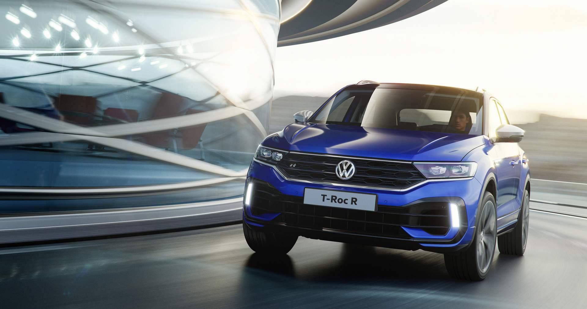 Volkswagen T-Roc R 2019 (2)