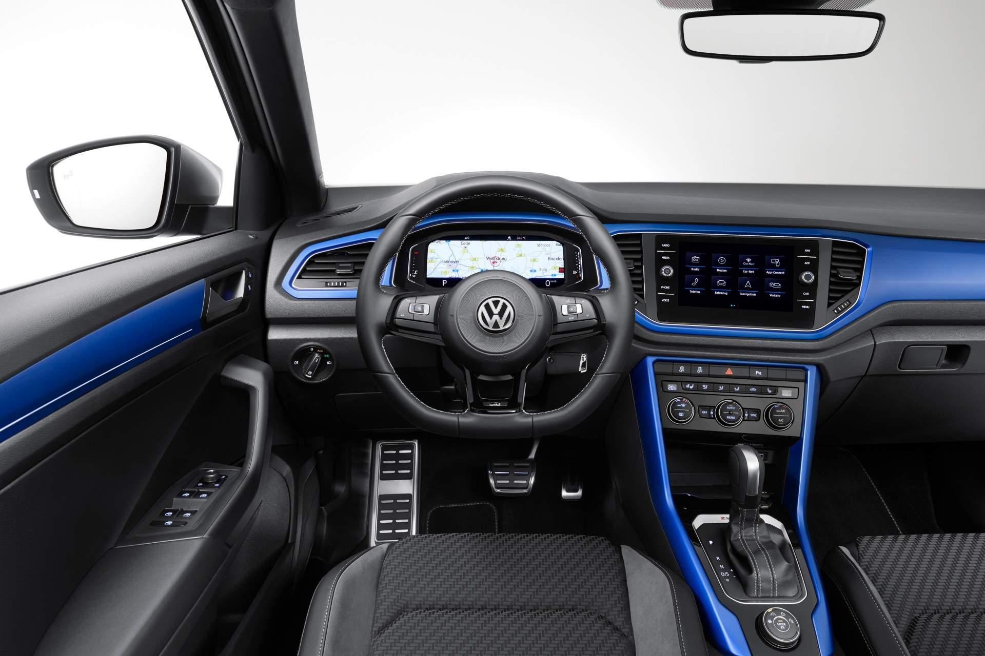 Volkswagen T-Roc R 2019 (22)