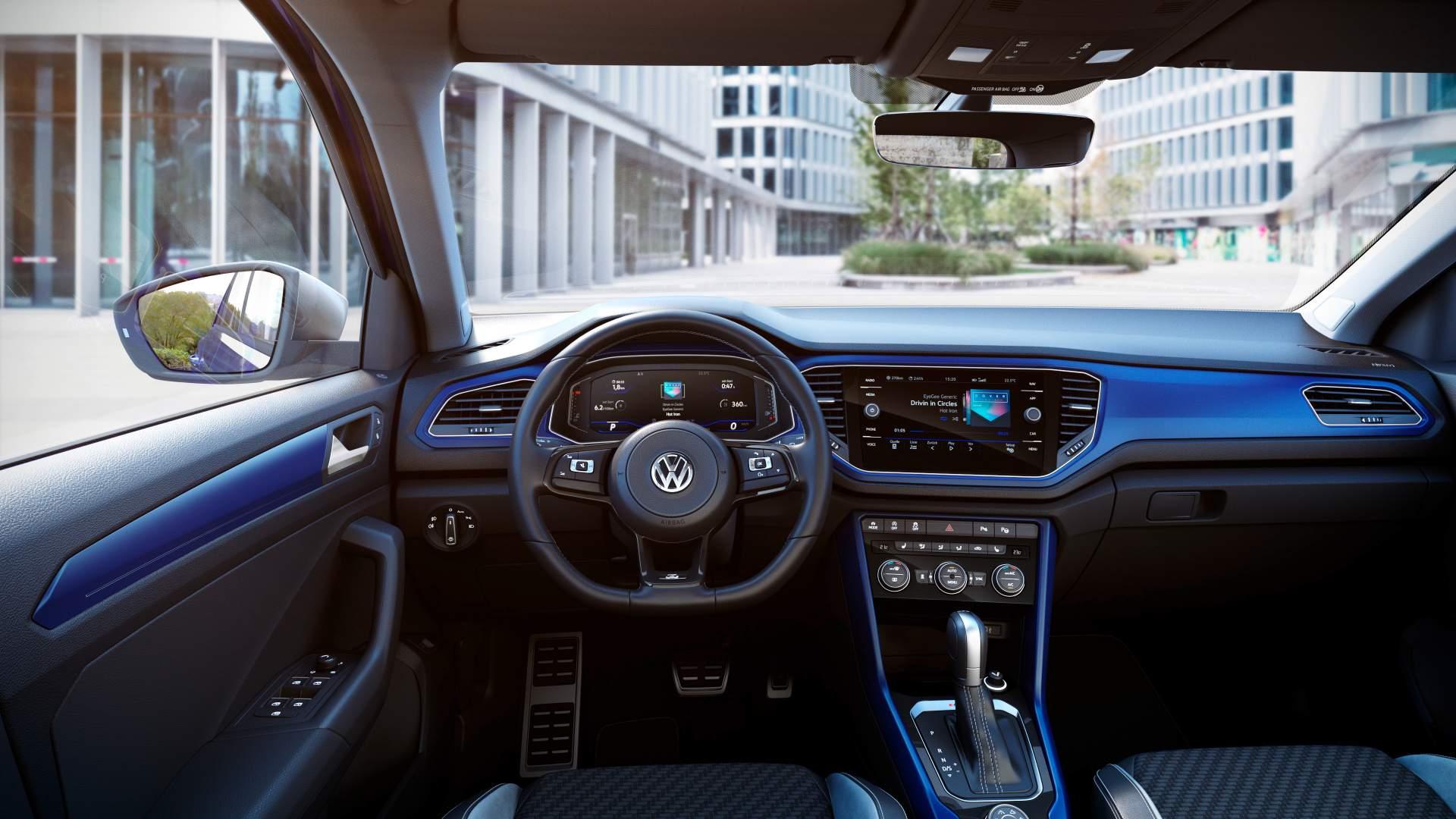 Volkswagen T-Roc R 2019 (25)