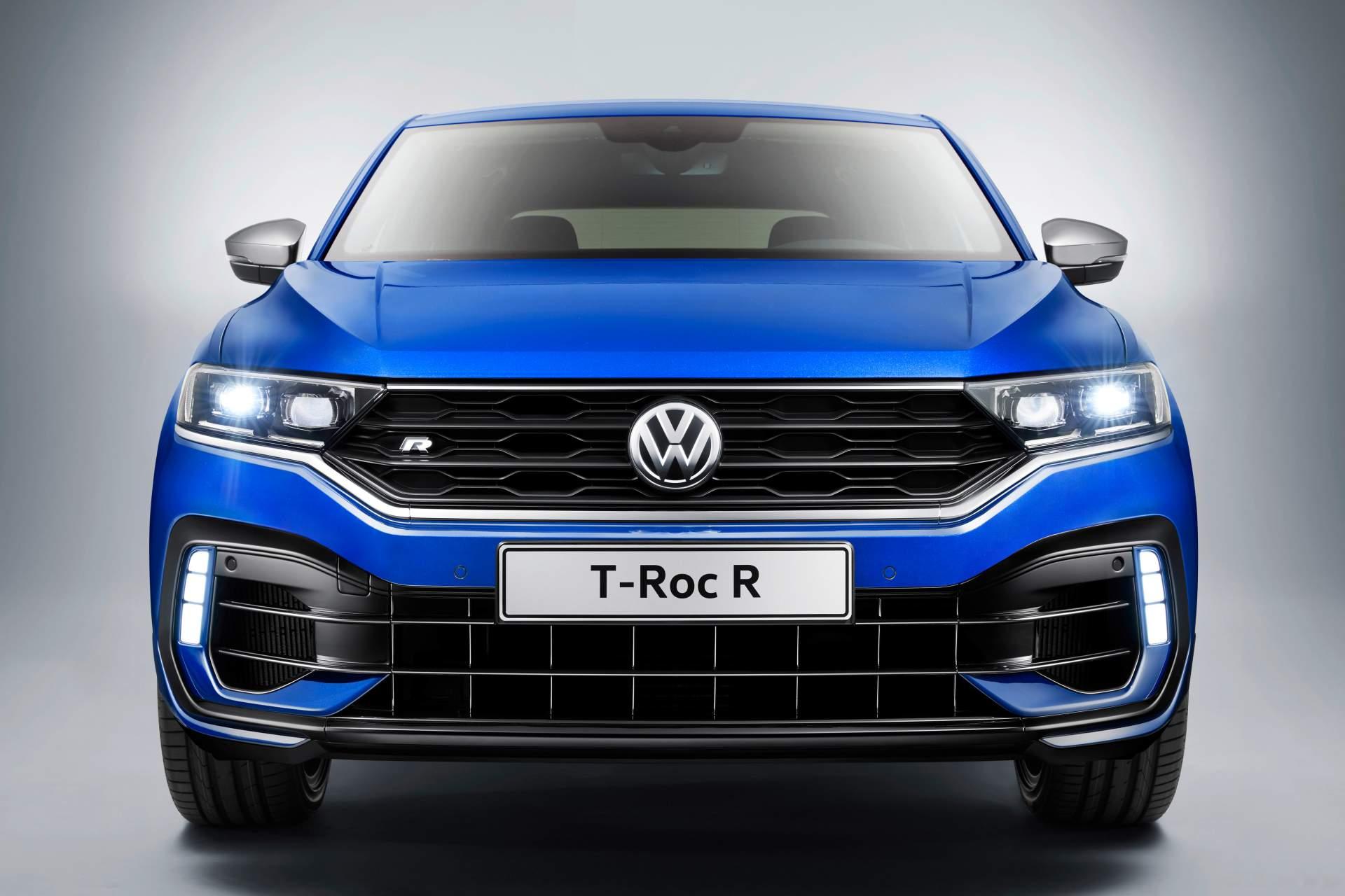 Volkswagen T-Roc R 2019 (5)