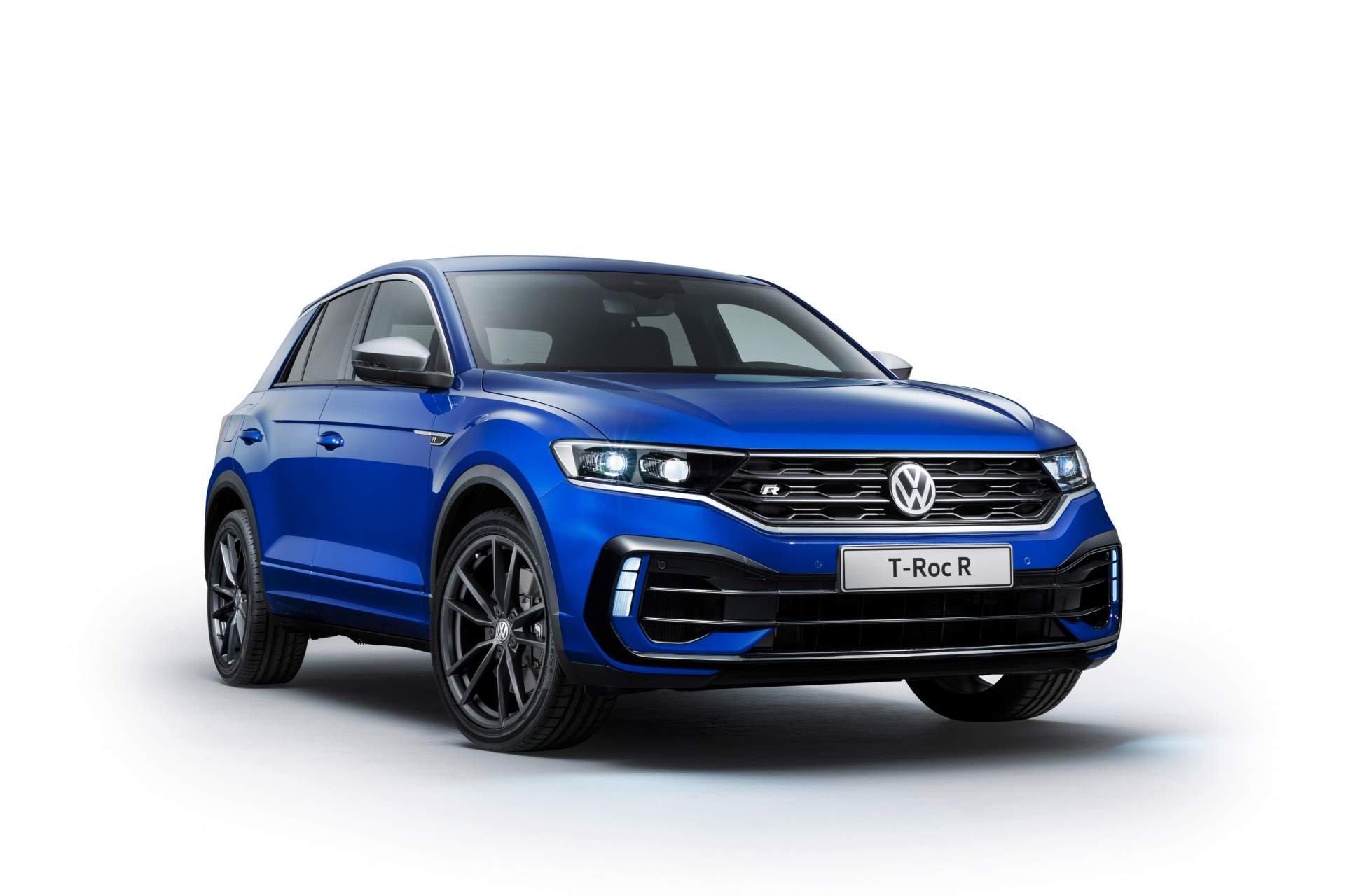 Volkswagen T-Roc R 2019 (7)