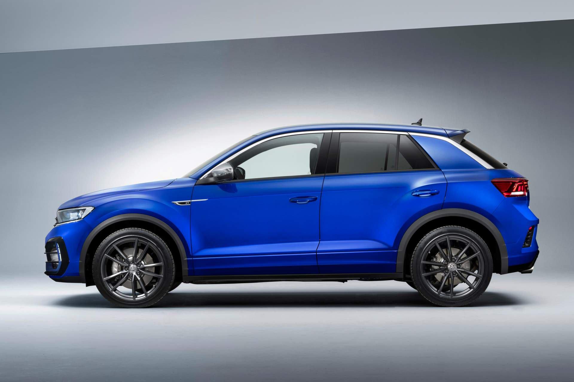 Volkswagen T-Roc R 2019 (8)