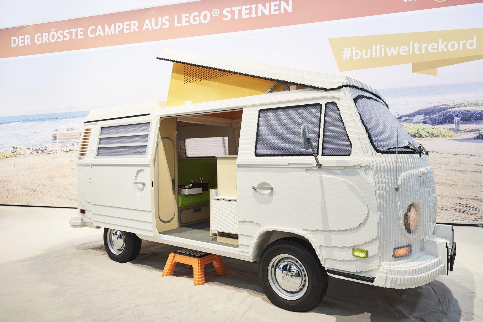 Volkswagen T2 Bulli Lego (1)