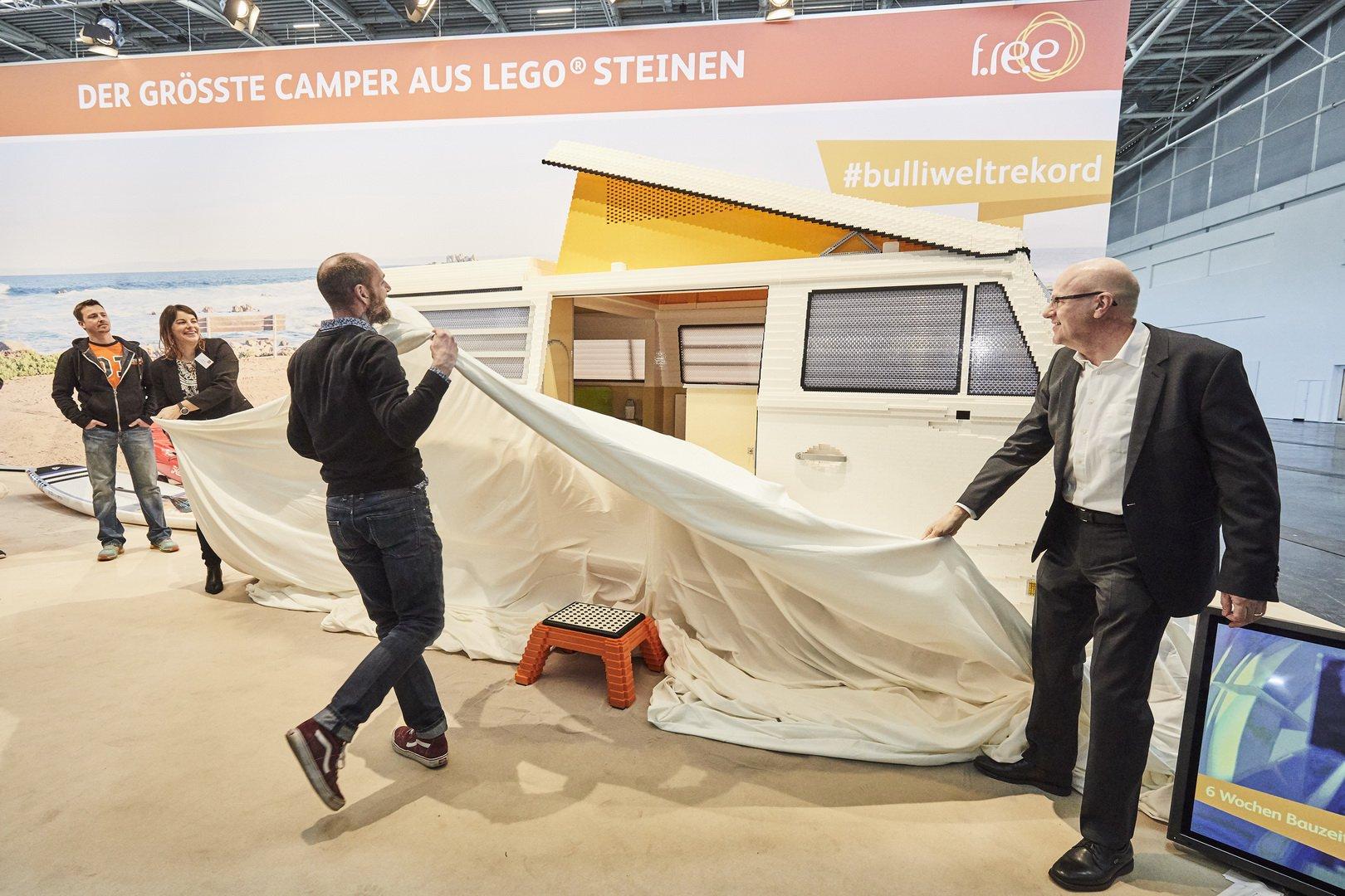 Volkswagen T2 Bulli Lego (8)
