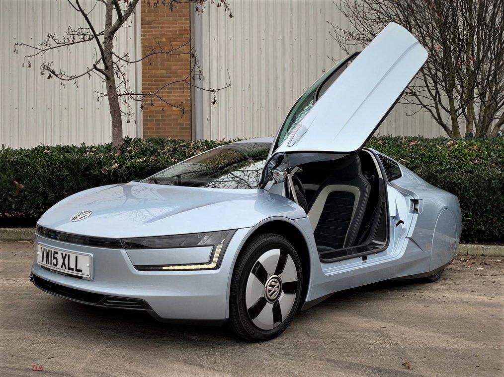 Volkswagen XL1 auction (1)