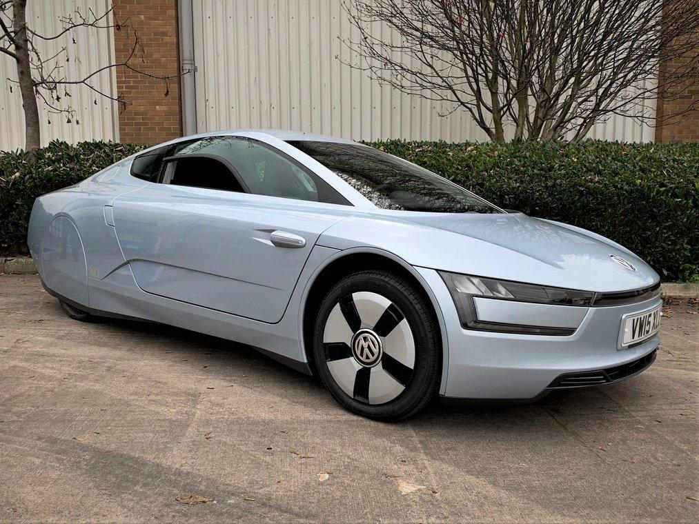 Volkswagen XL1 auction (2)