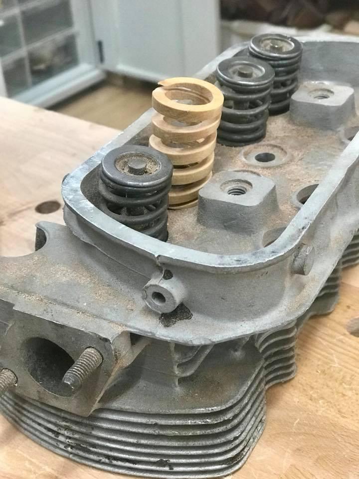 Wooden Volkswagen Engine Wood Art Finland (112)