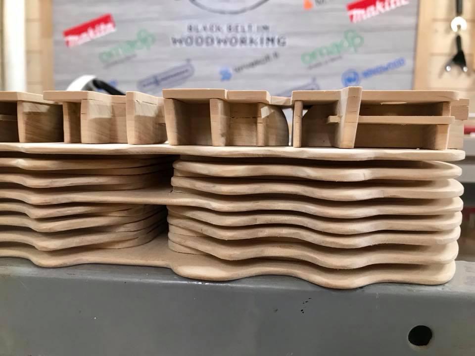 Wooden Volkswagen Engine Wood Art Finland (134)