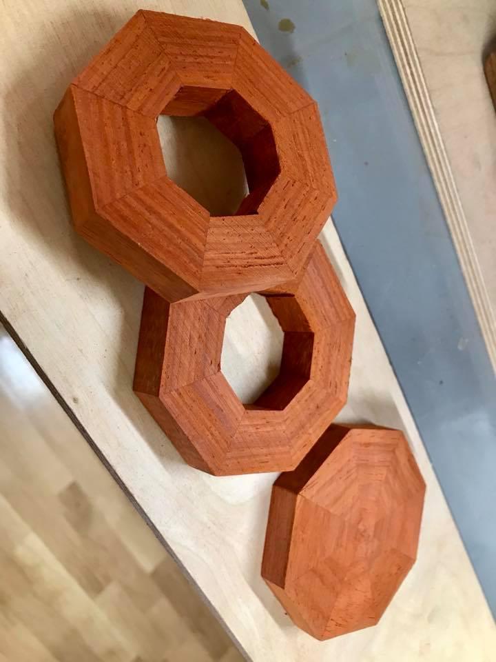 Wooden Volkswagen Engine Wood Art Finland (30)