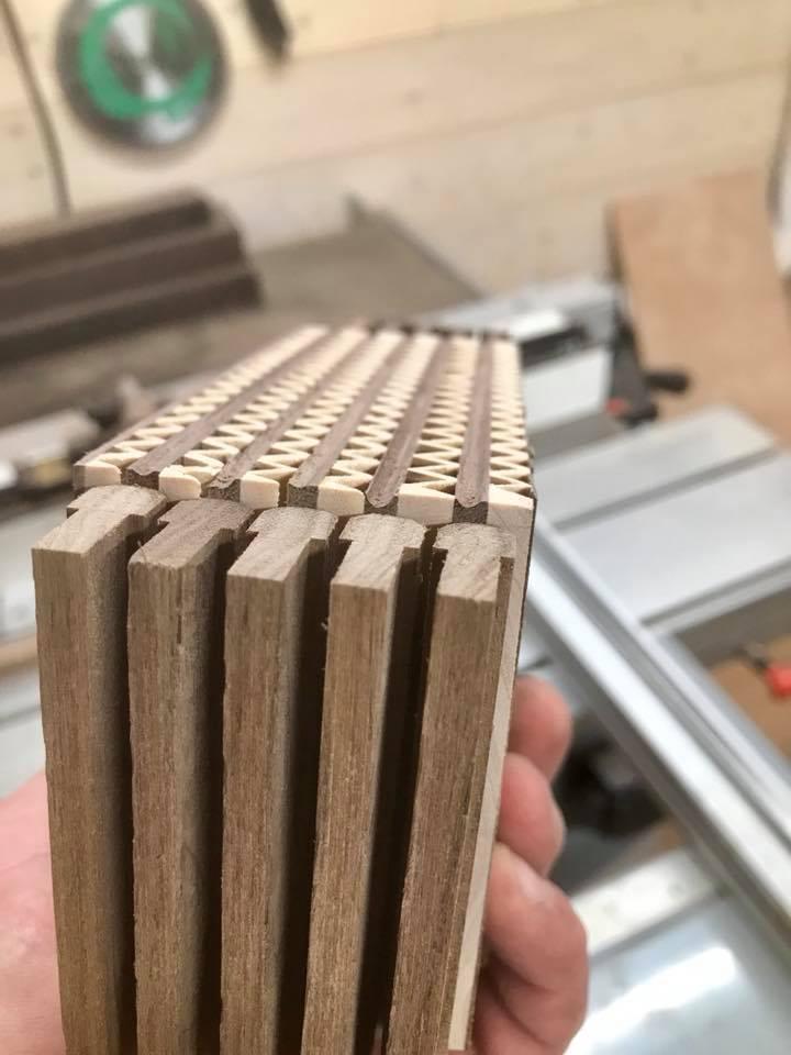 Wooden Volkswagen Engine Wood Art Finland (62)