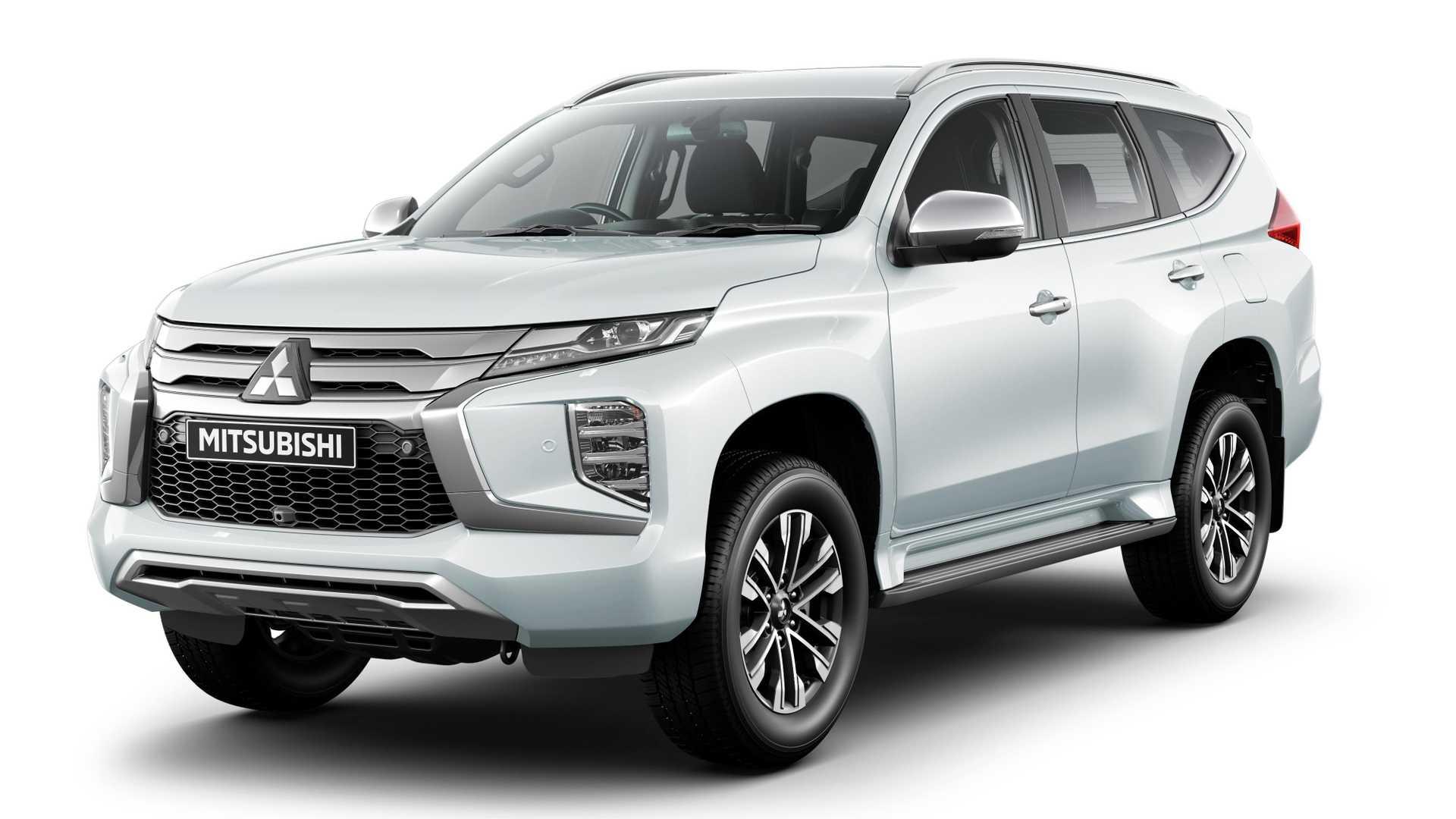 2020_Mitsubishi_Pajero_Sport_facelift_0003