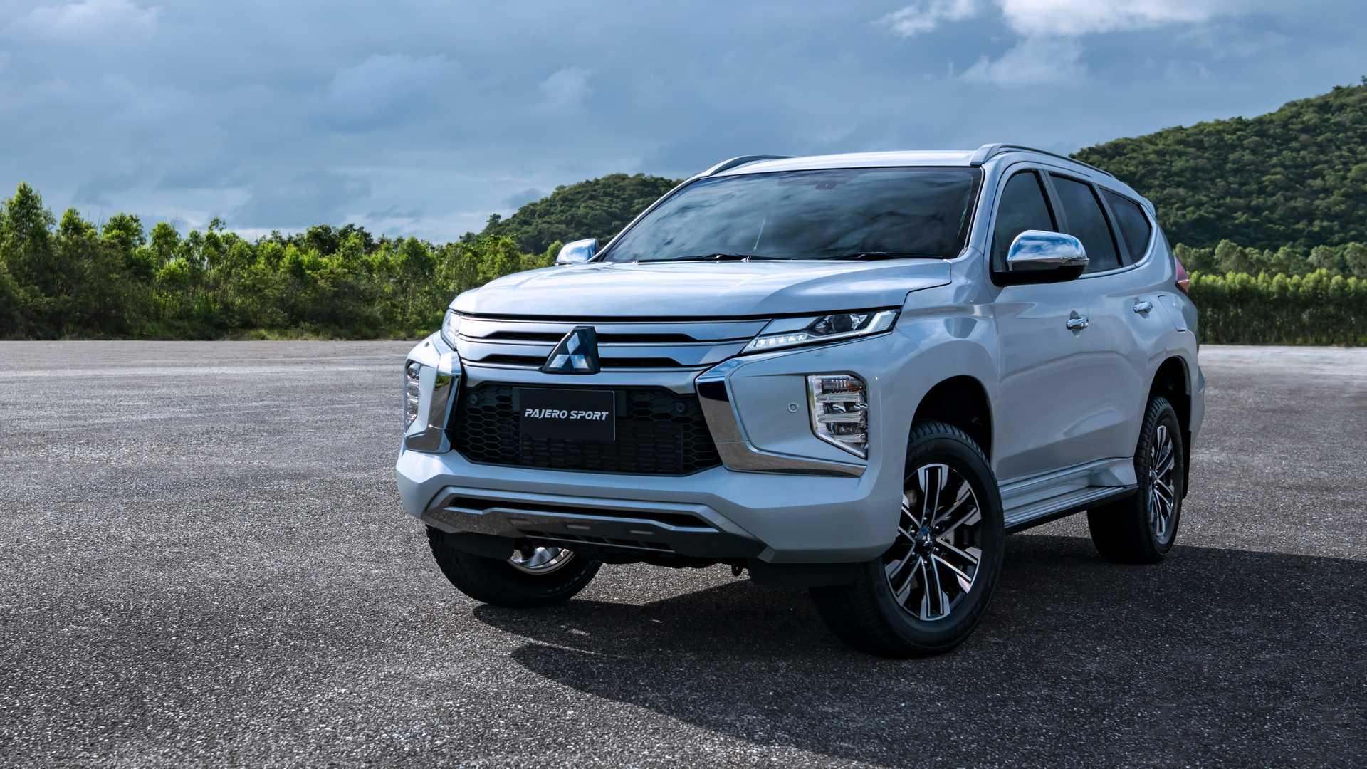 2020_Mitsubishi_Pajero_Sport_facelift_0004
