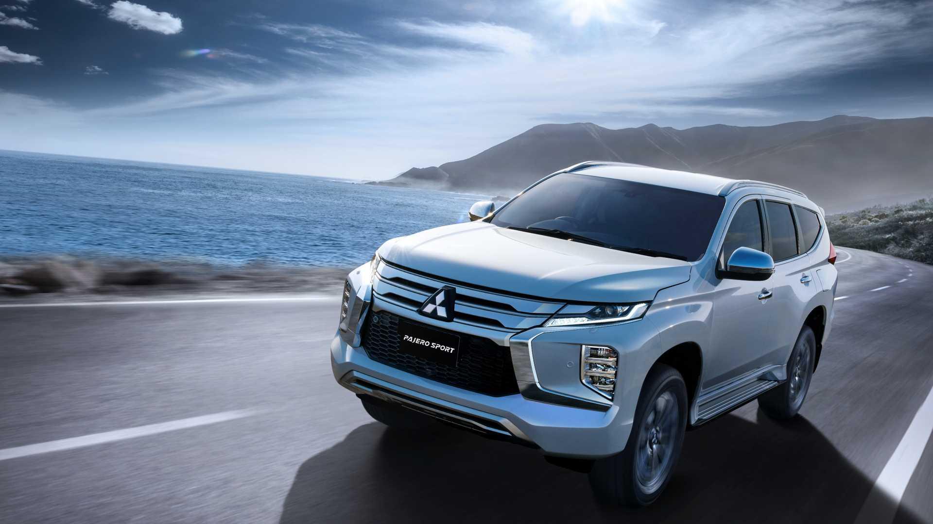 2020_Mitsubishi_Pajero_Sport_facelift_0007