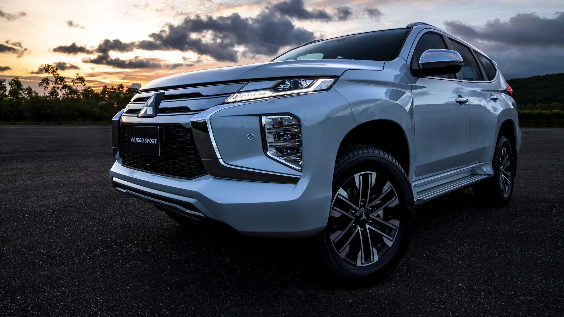 2020_Mitsubishi_Pajero_Sport_facelift_0009
