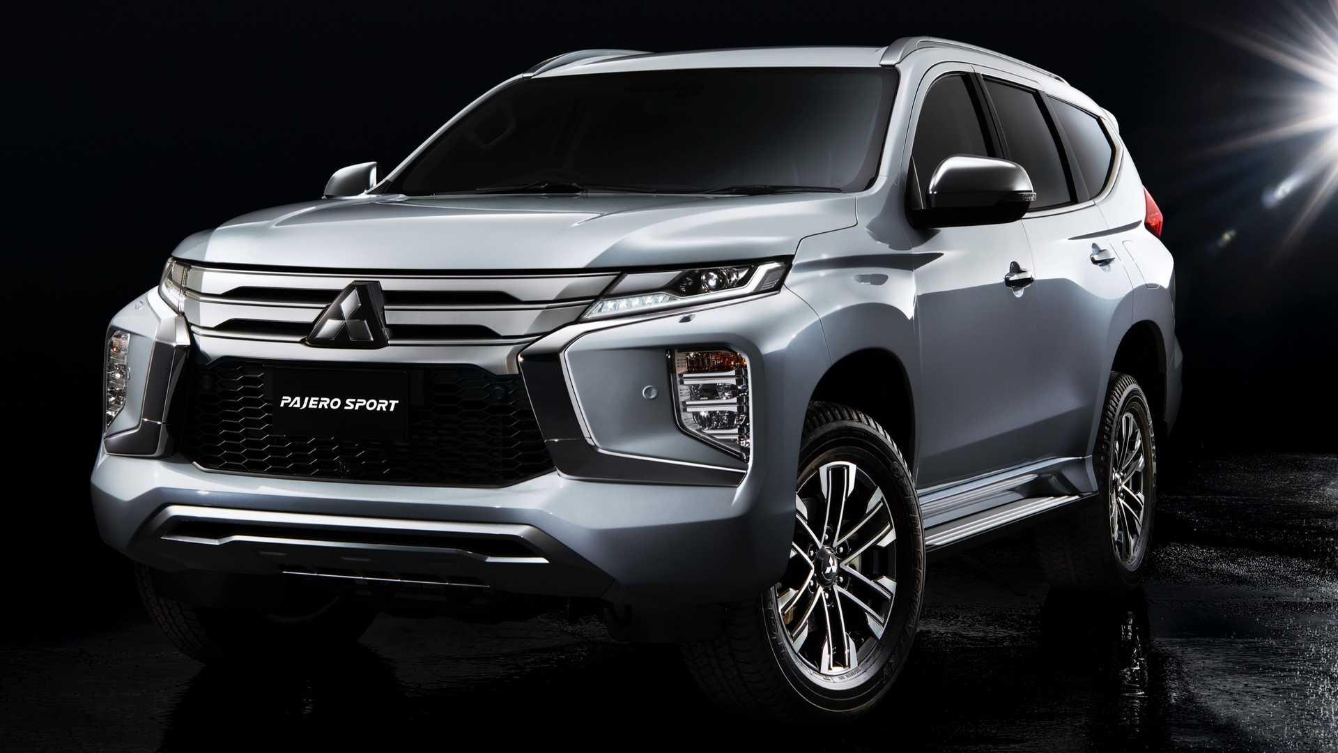 2020_Mitsubishi_Pajero_Sport_facelift_0010