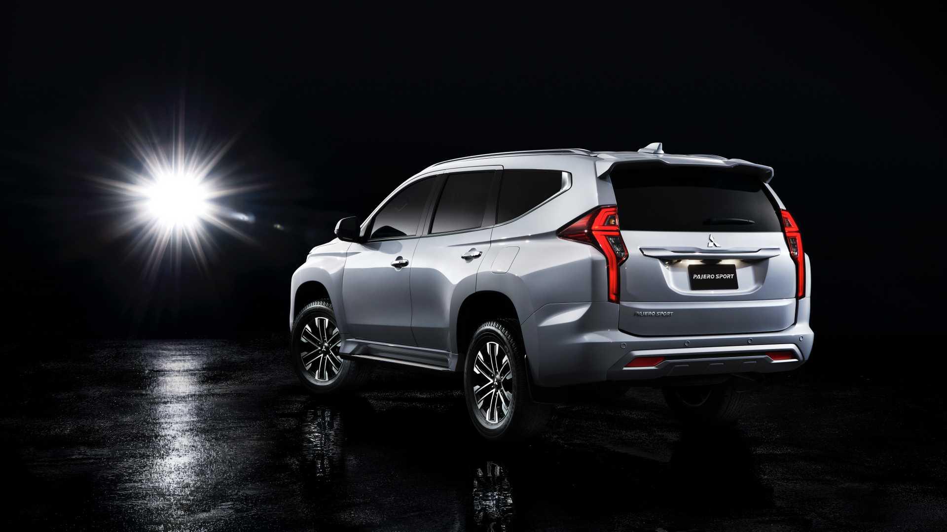 2020_Mitsubishi_Pajero_Sport_facelift_0020