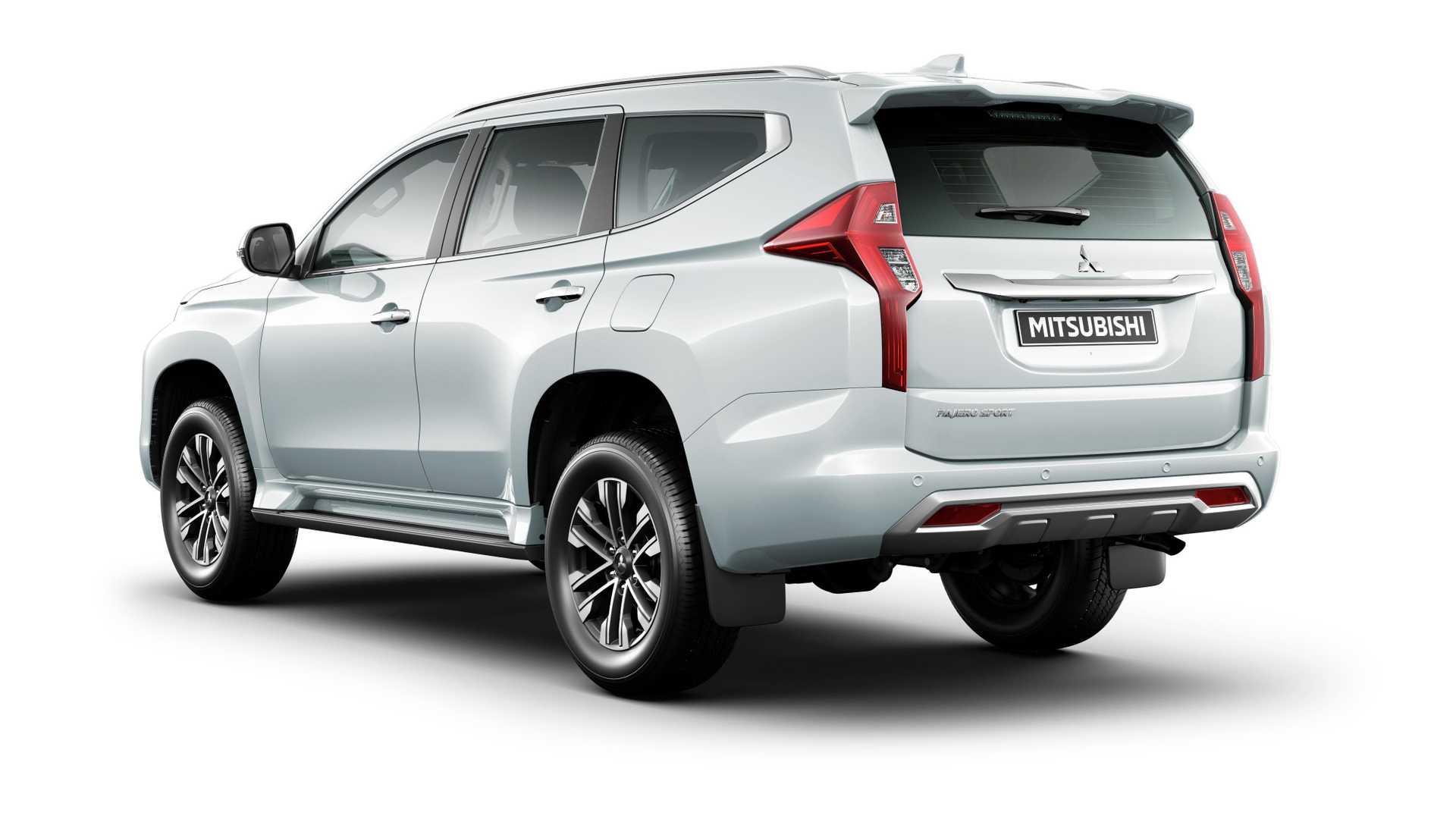 2020_Mitsubishi_Pajero_Sport_facelift_0022