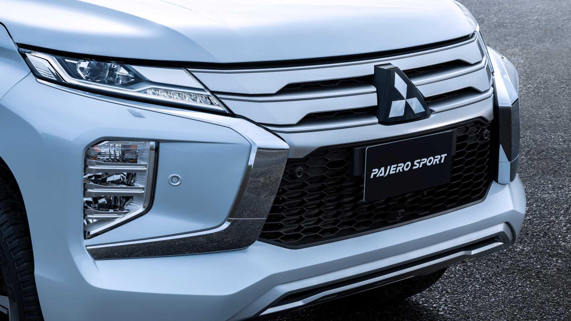 2020_Mitsubishi_Pajero_Sport_facelift_0024