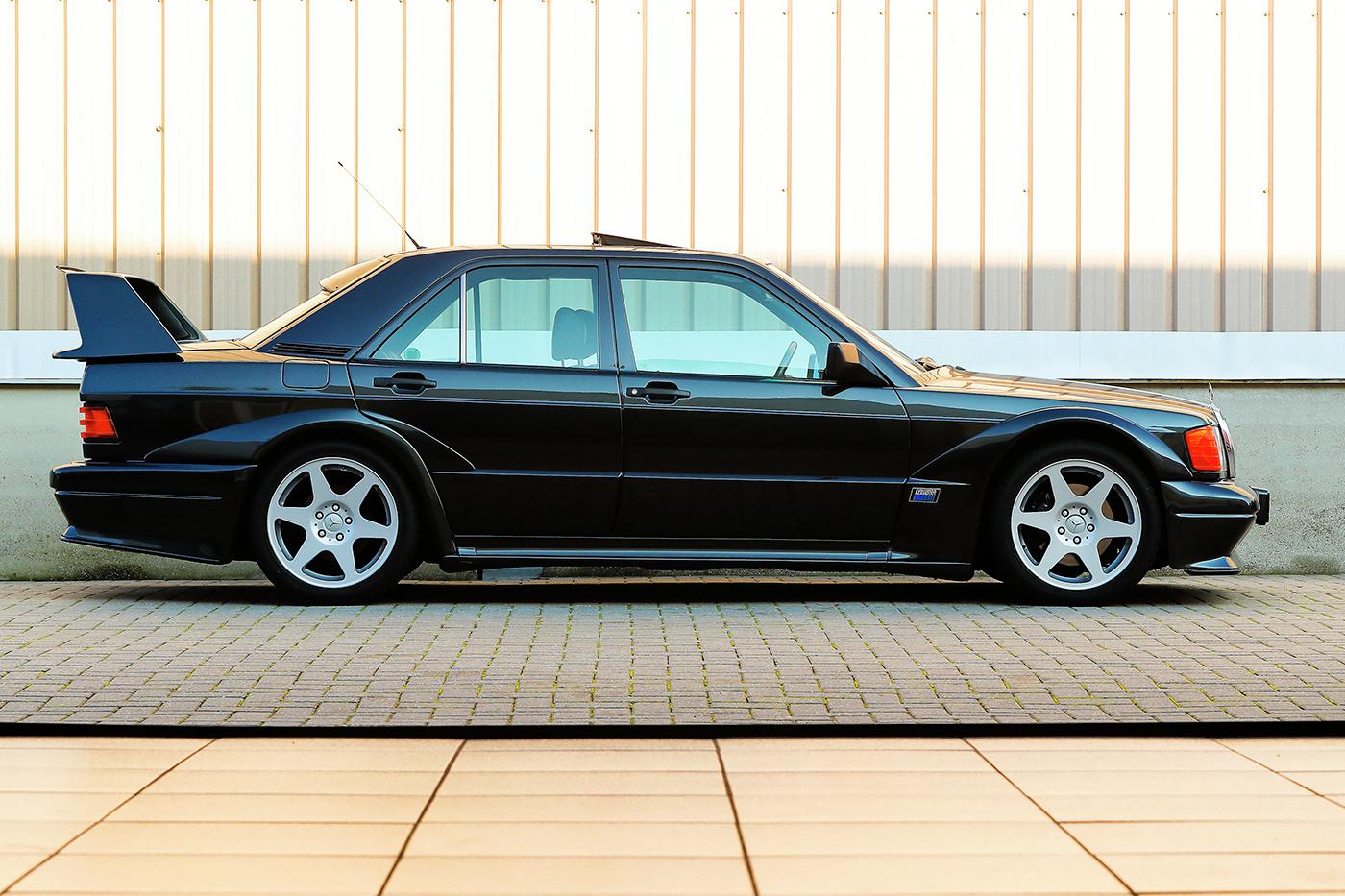 1990_Mercedes-Benz_190E_2.5-16_Evolution_II_0011