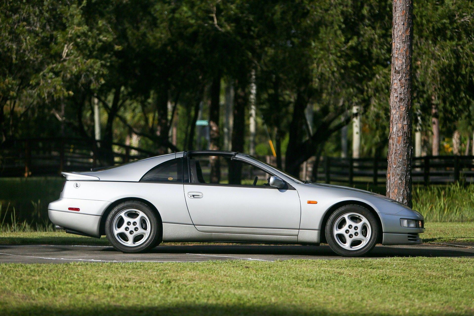 1990_Nissan_300ZX_auction_0003