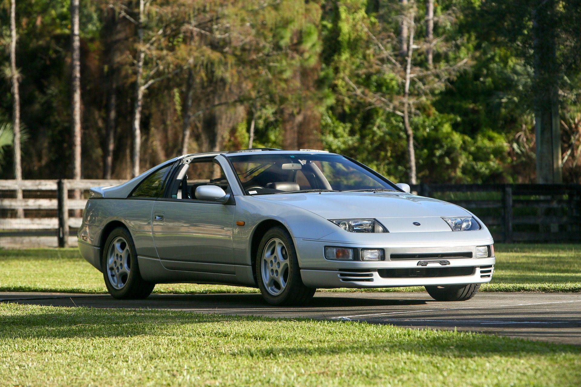 1990_Nissan_300ZX_auction_0006