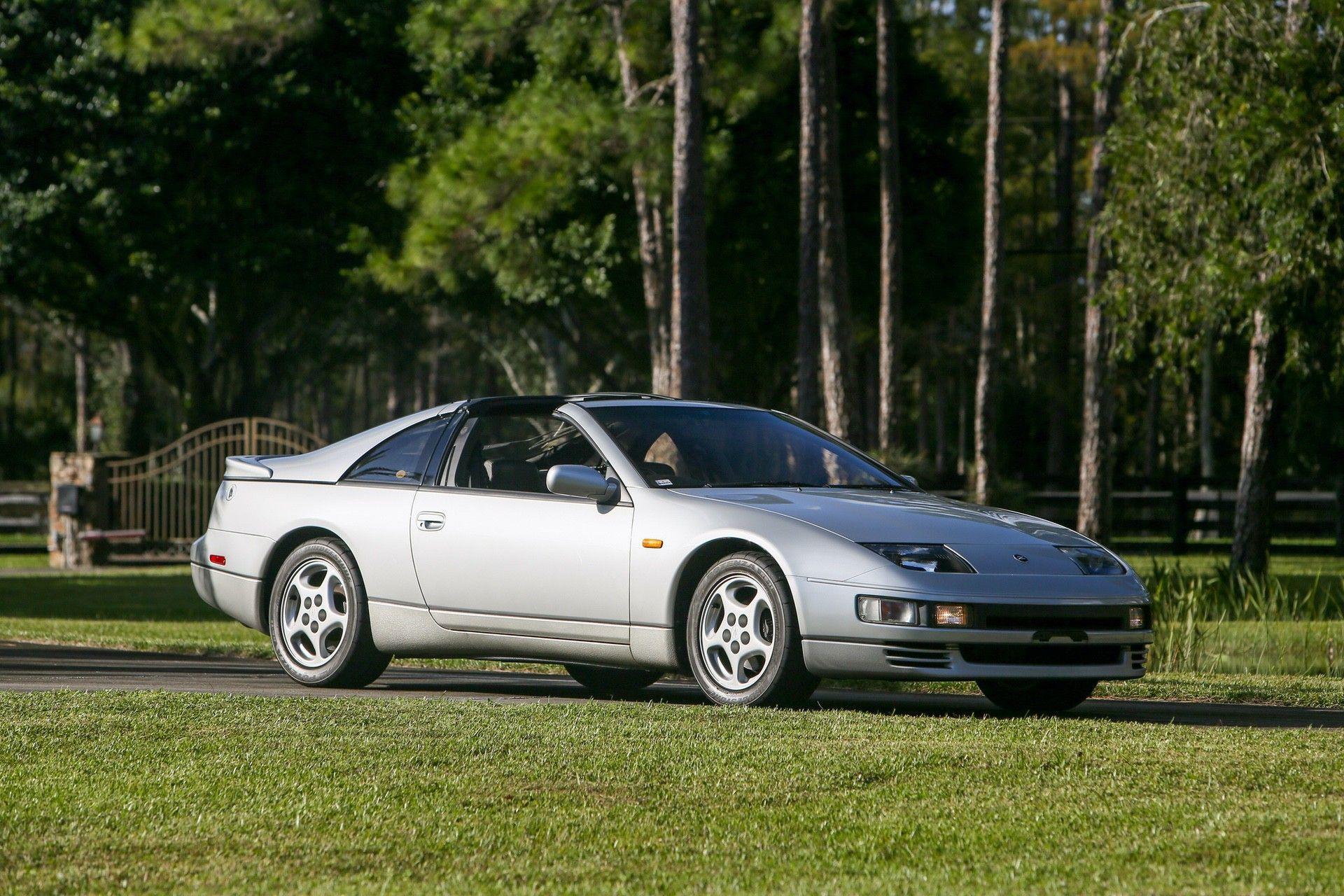 1990_Nissan_300ZX_auction_0009