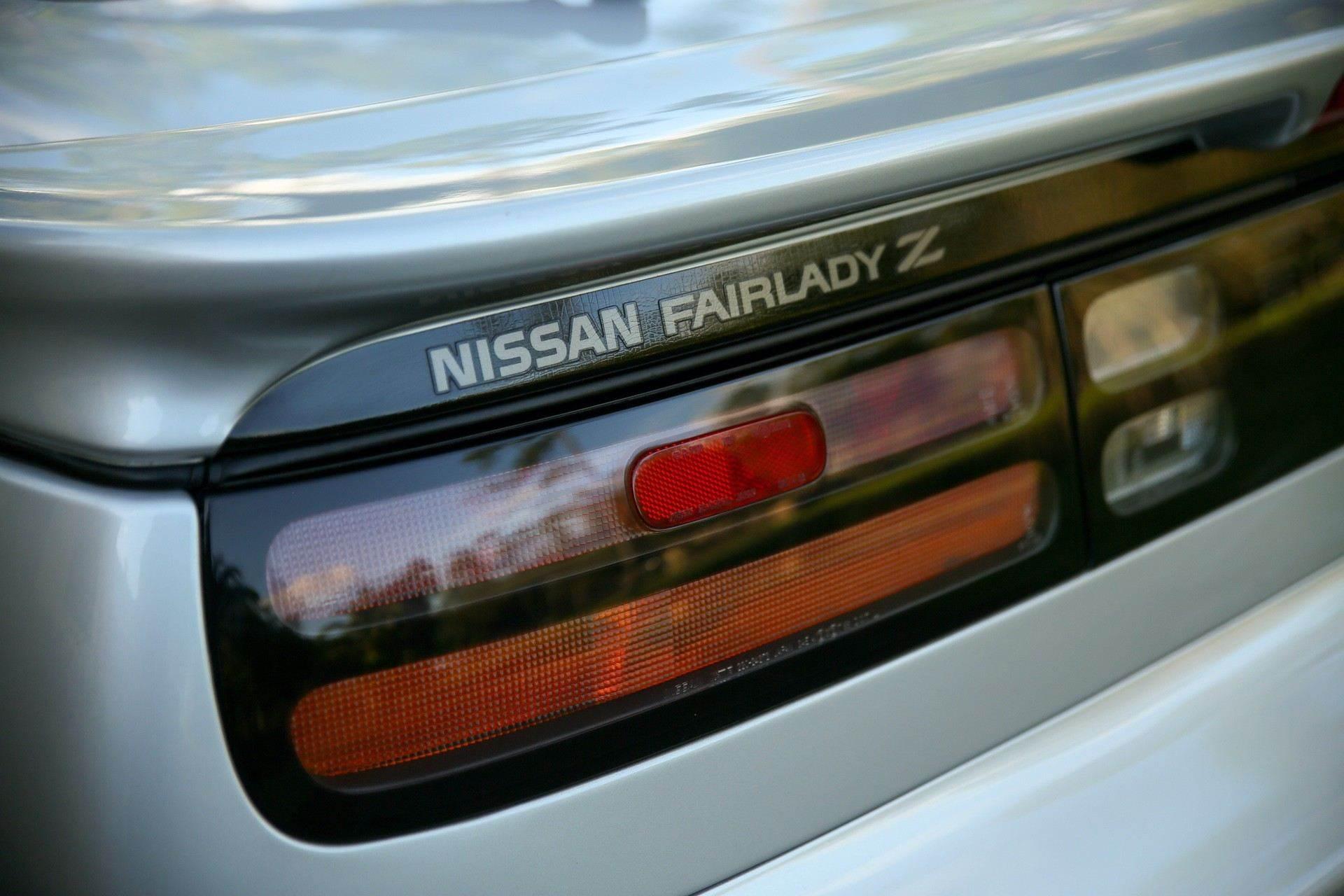 1990_Nissan_300ZX_auction_0010