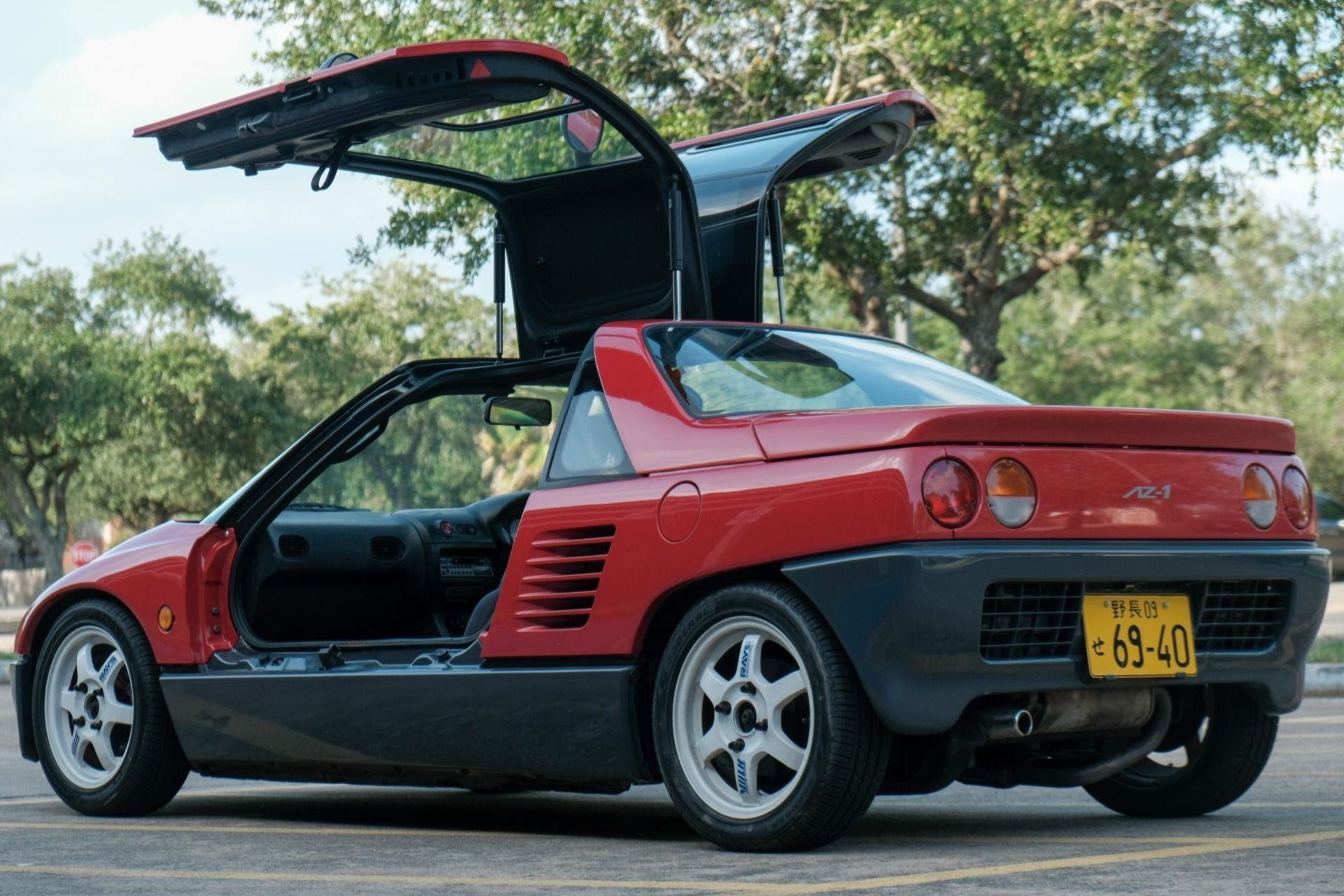 1992_Autozam_AZ-1_auction_0019