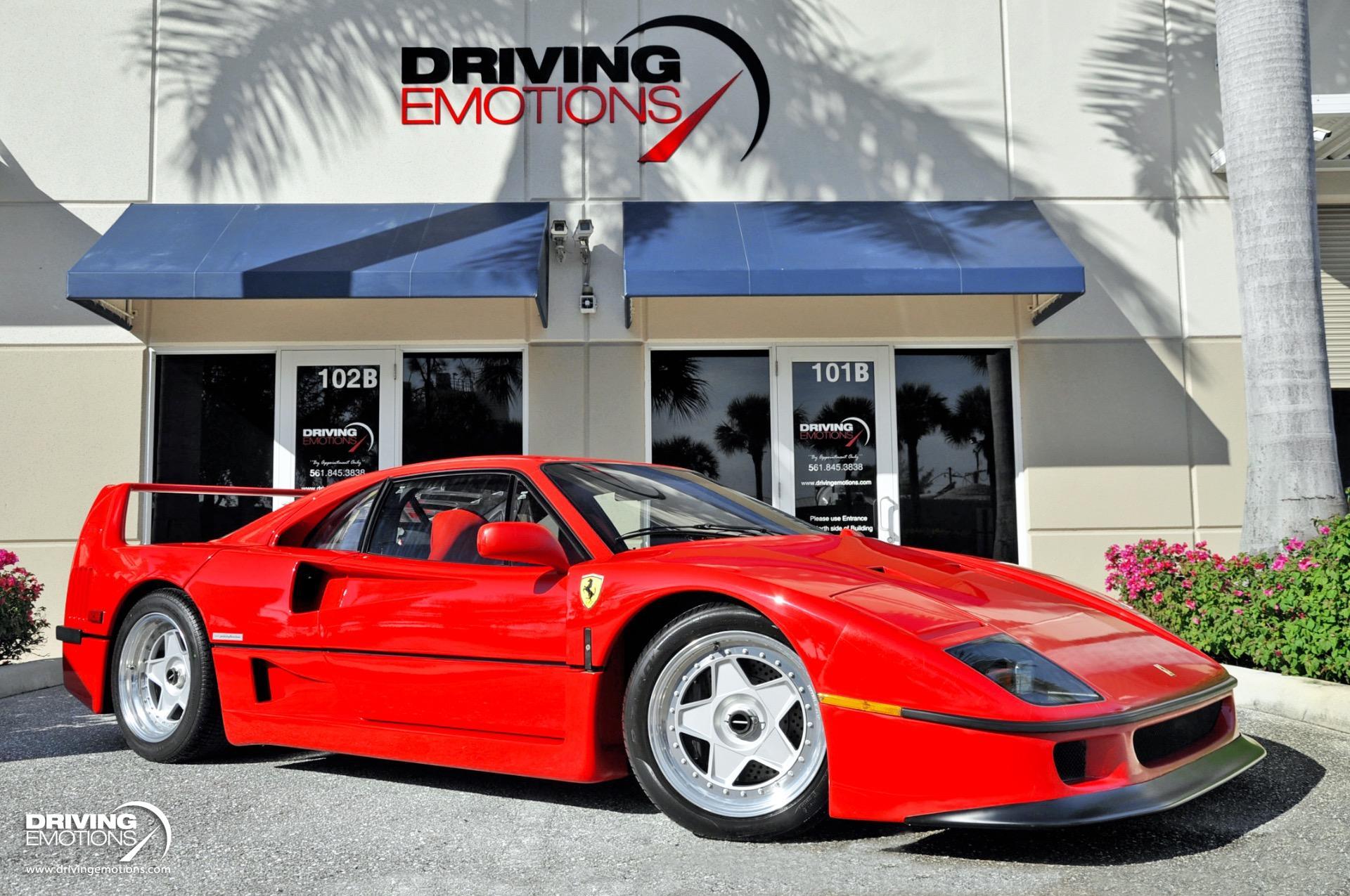 1992_Ferrari-F40_sale_0000