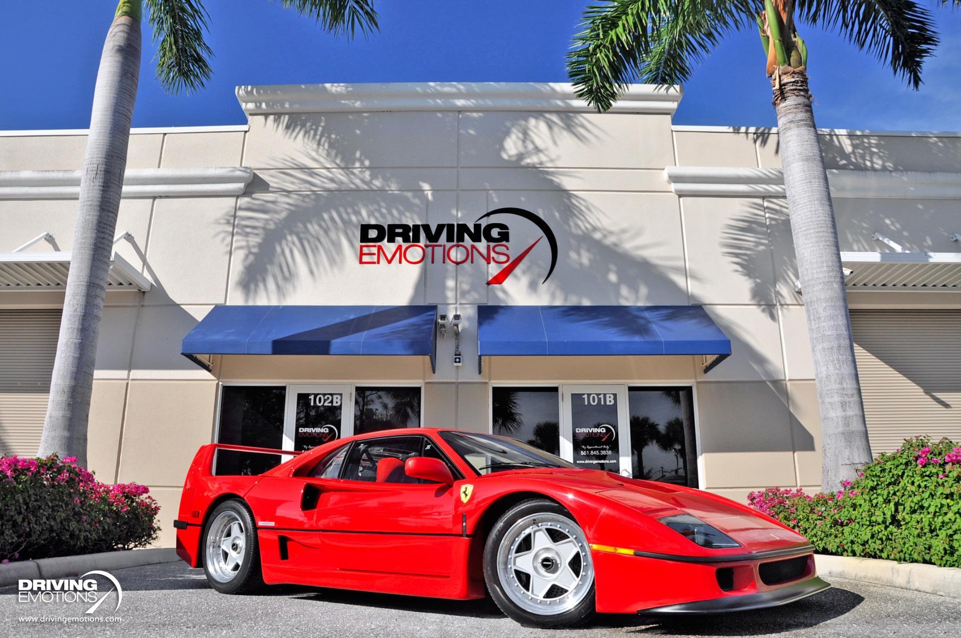 1992_Ferrari-F40_sale_0001