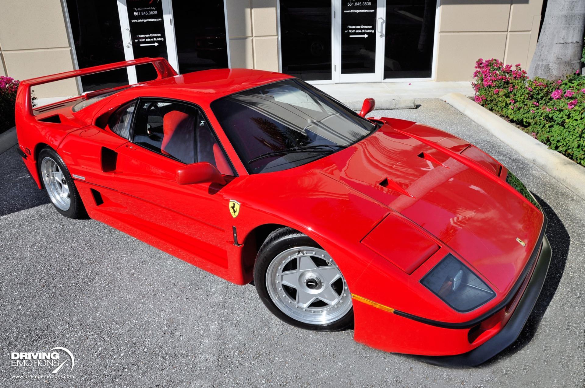 1992_Ferrari-F40_sale_0002