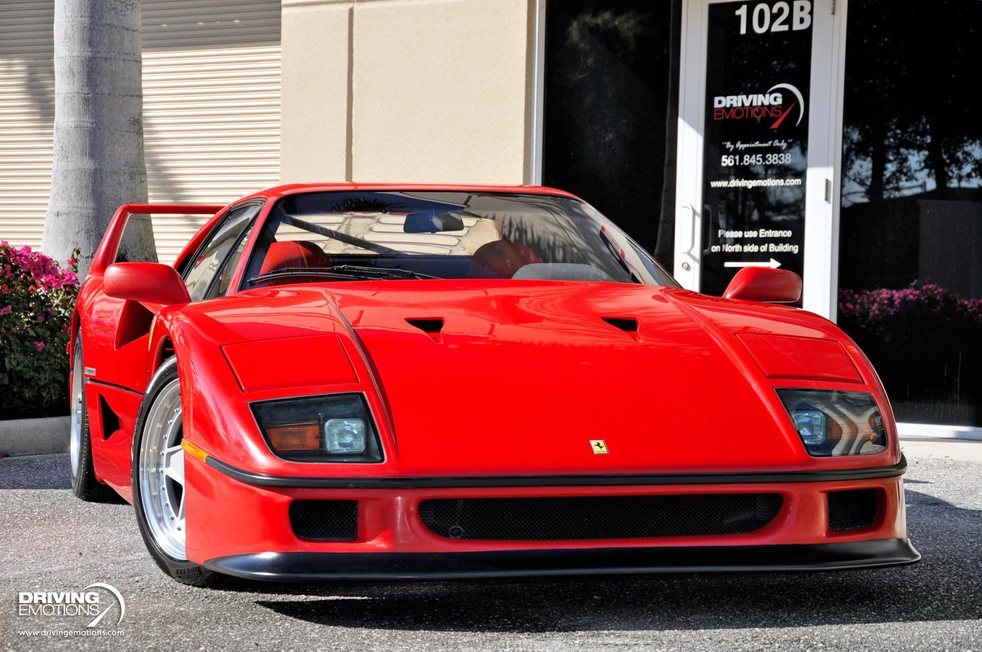 1992_Ferrari-F40_sale_0004