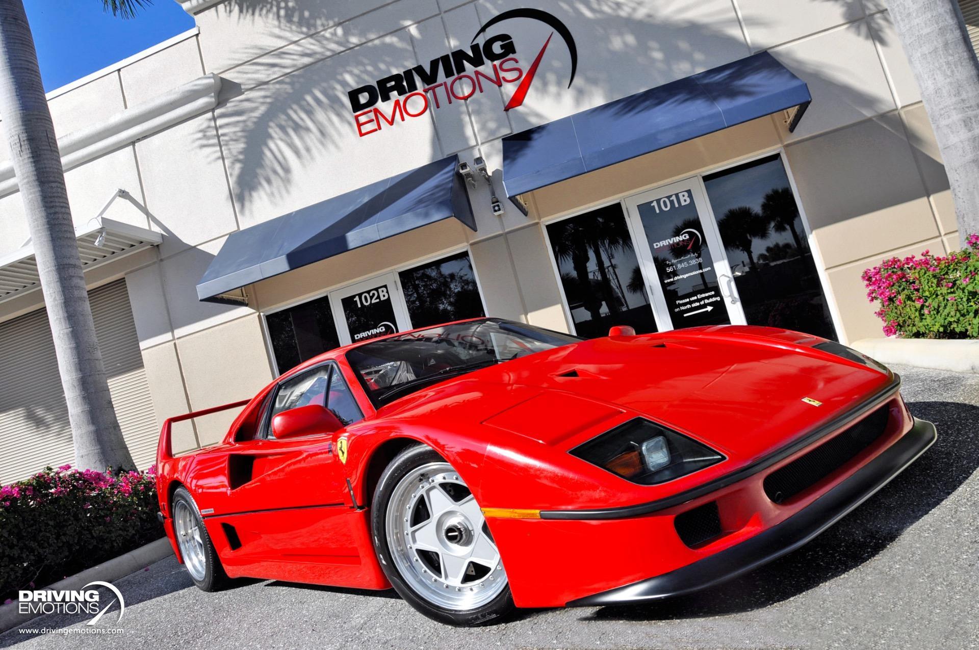 1992_Ferrari-F40_sale_0005